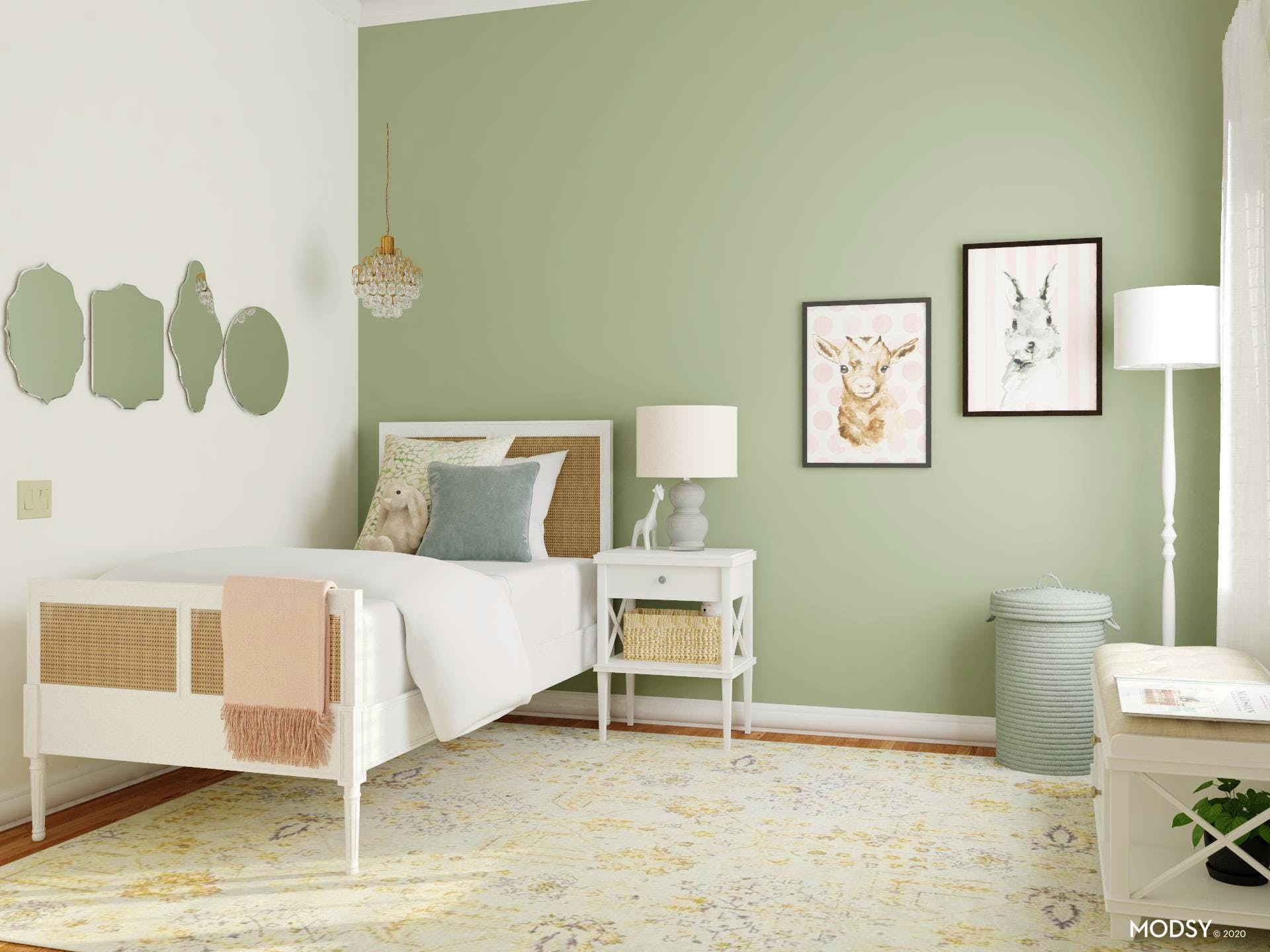Soft And Sweet: Classic Bedroom Style
