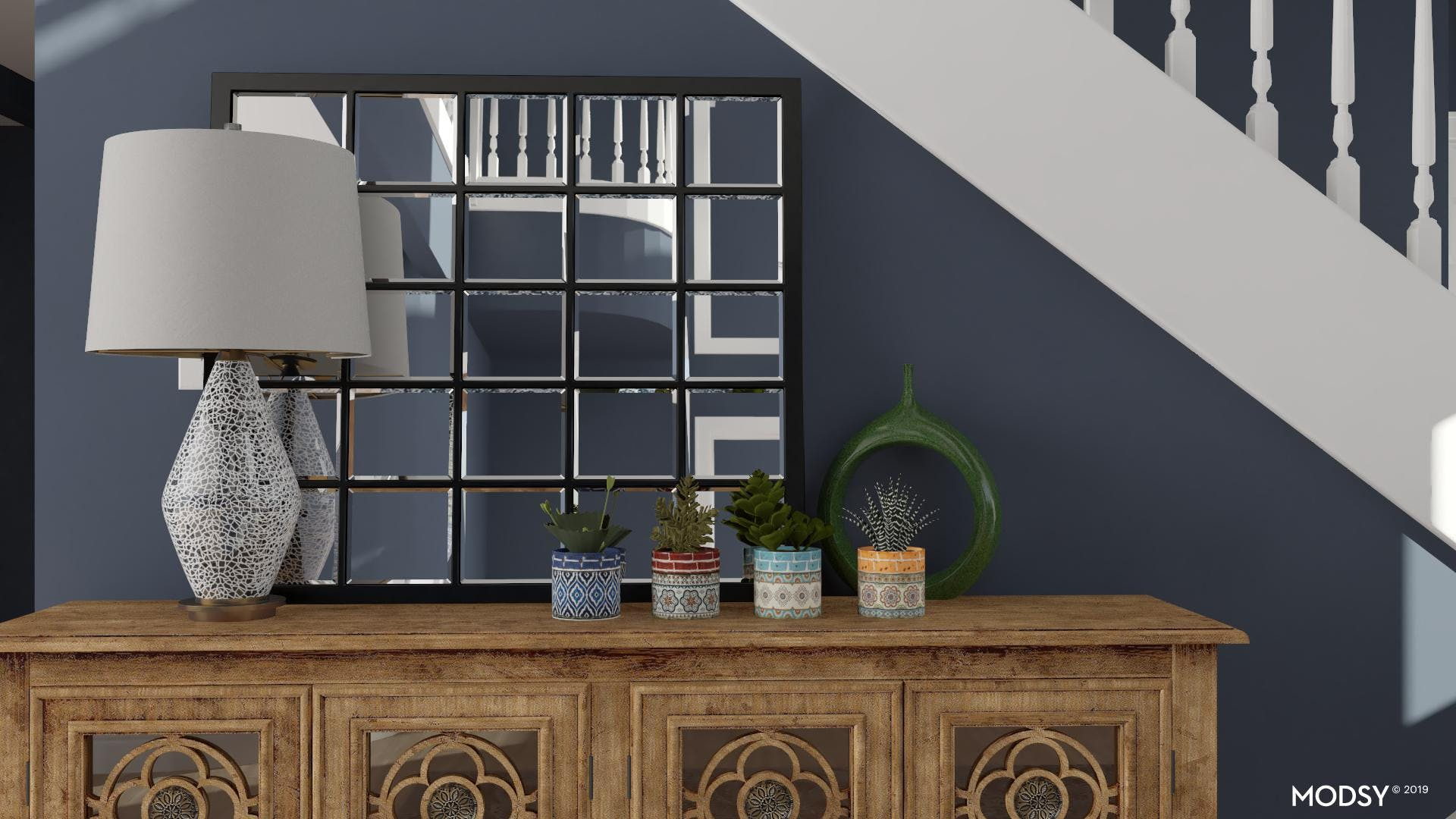 Personal Touch: Rustic Finishes