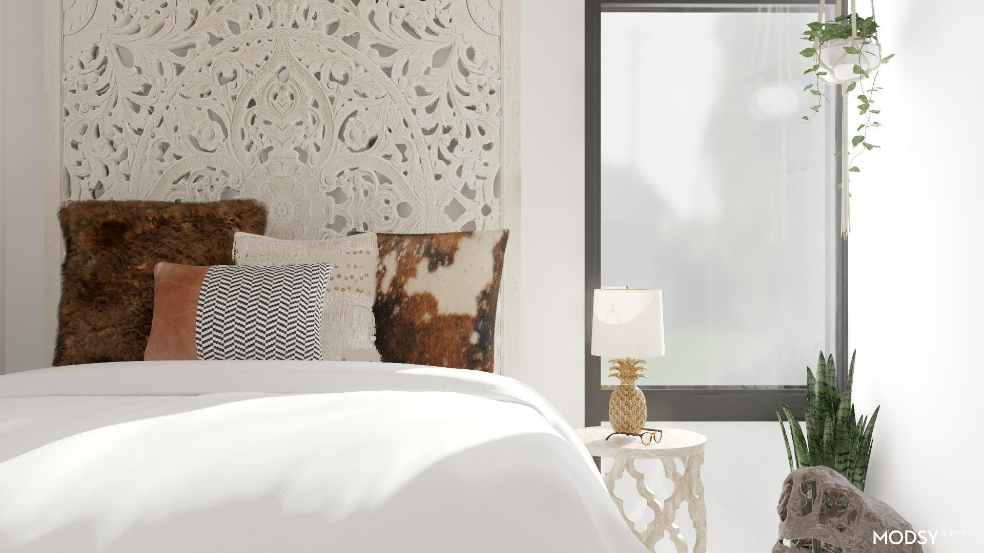A Neutral and Eclectic Texture Mashup