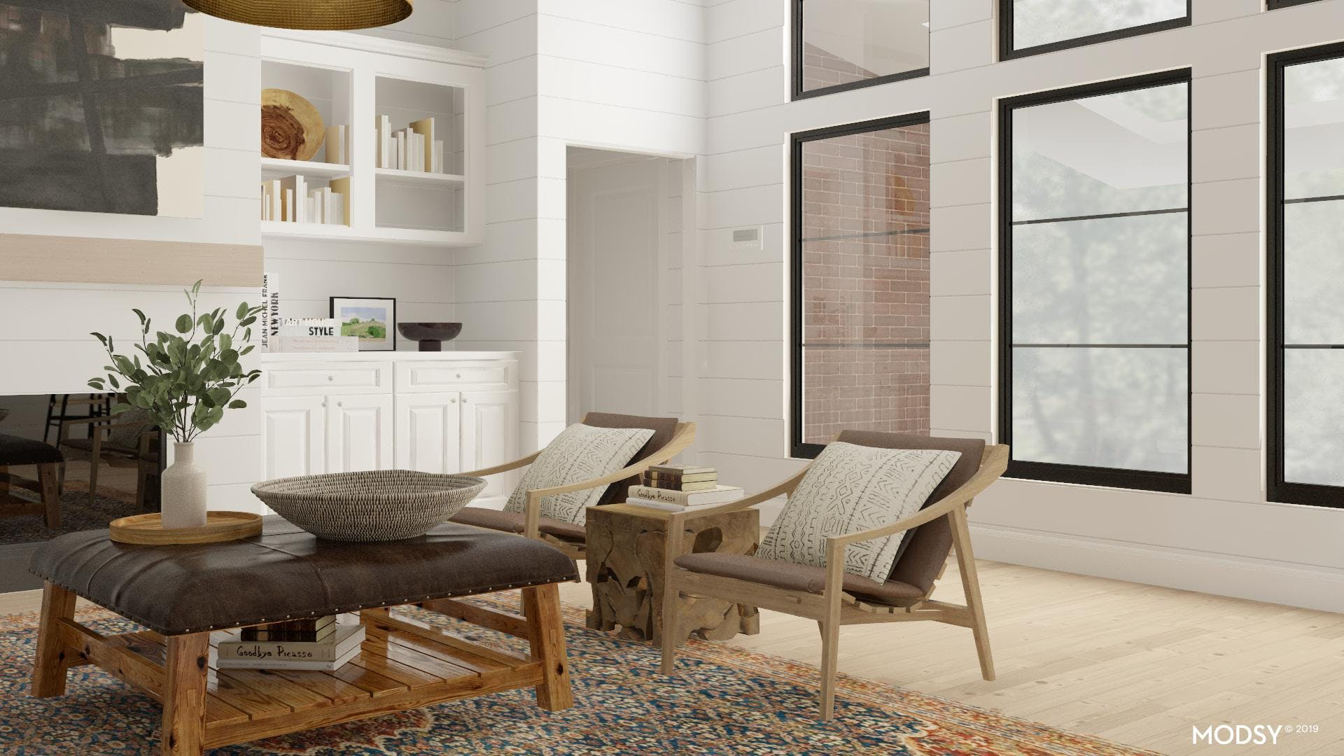 Double Duty Living Room Furniture