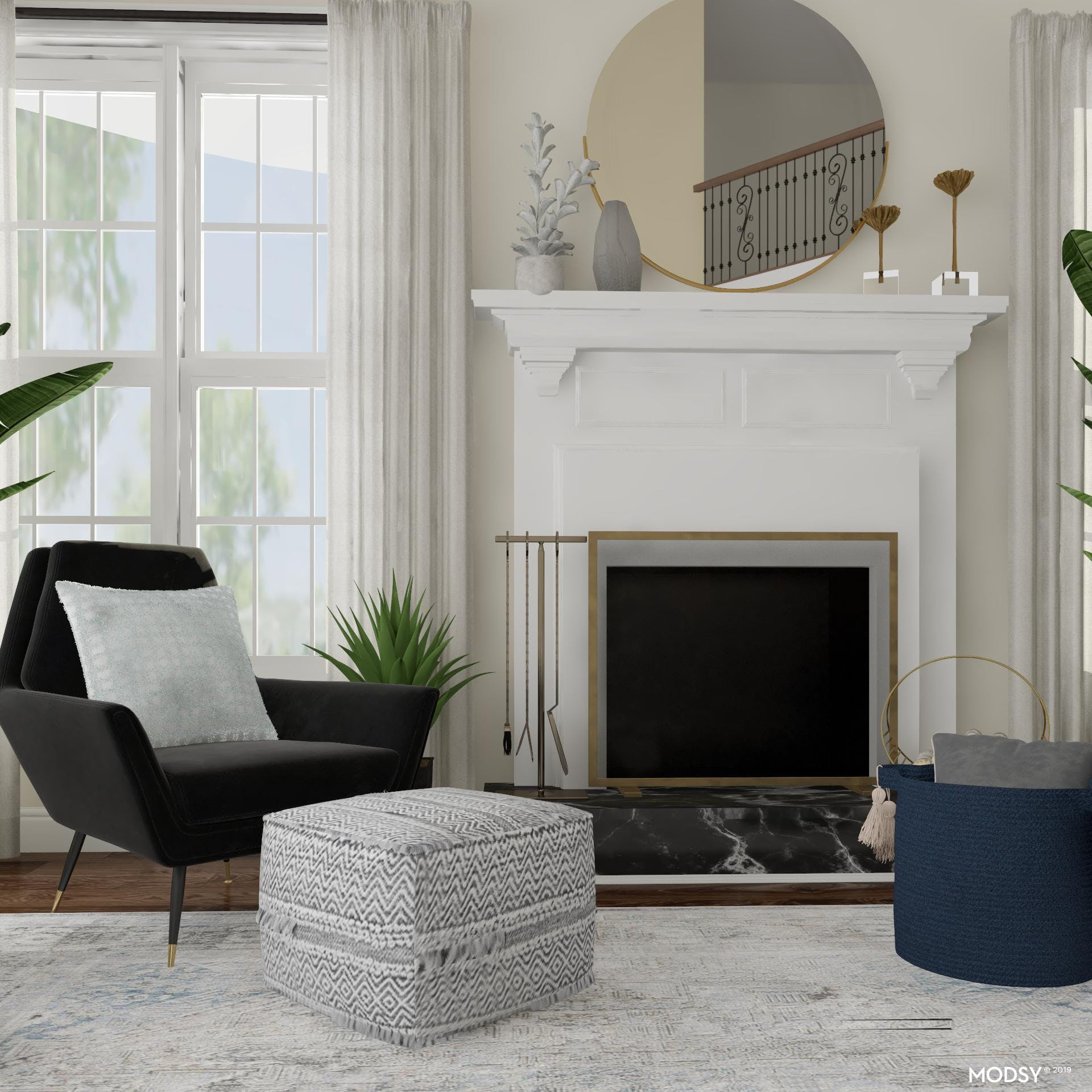 Bold Sectional