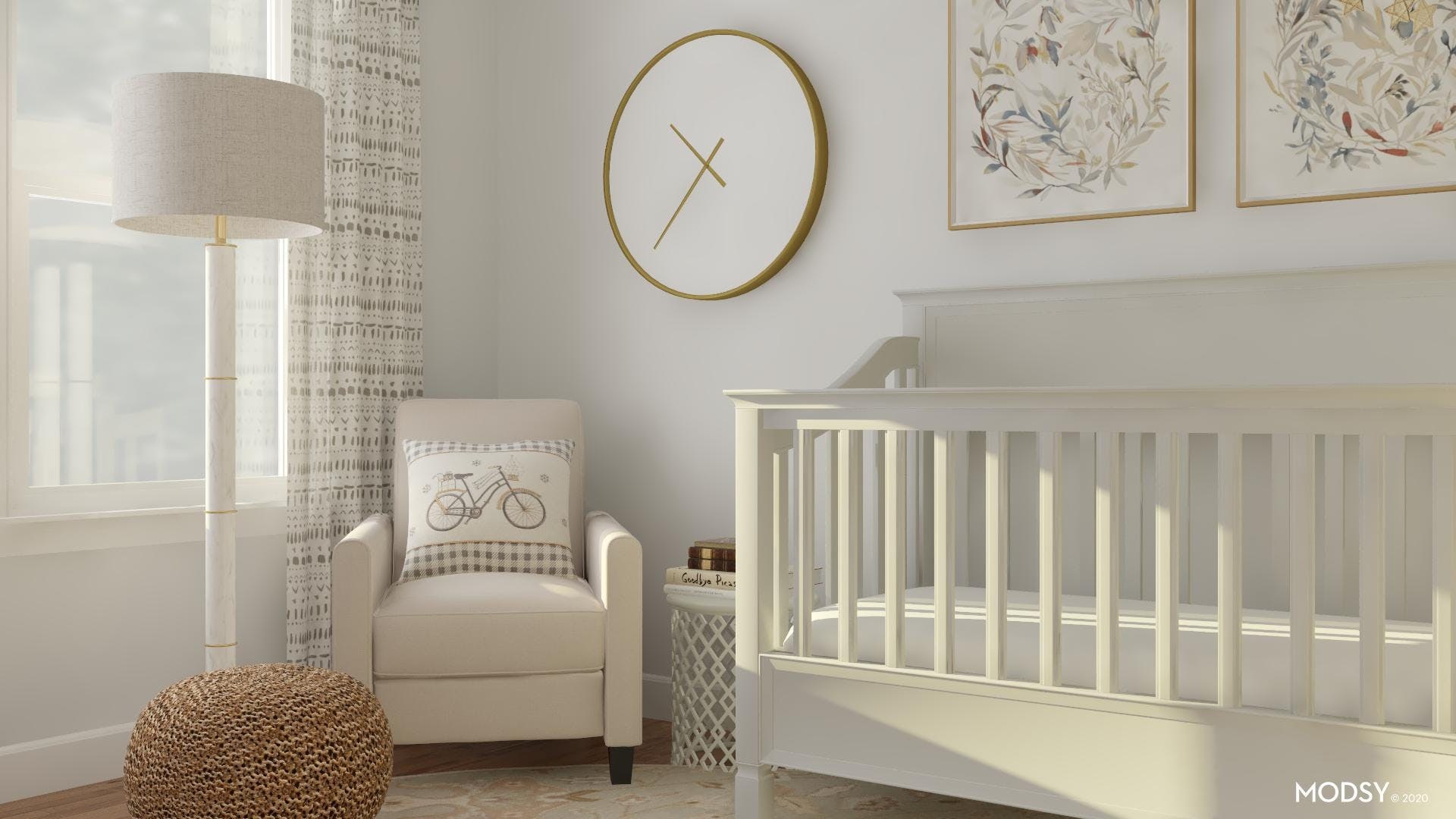 The Special Corner Of Your Baby's Nursery!