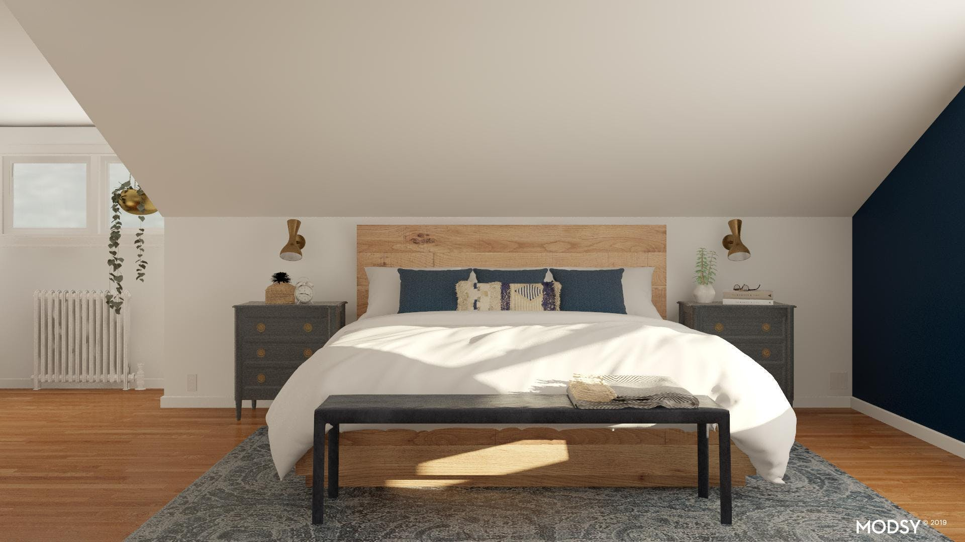 Grand Style, Small Space