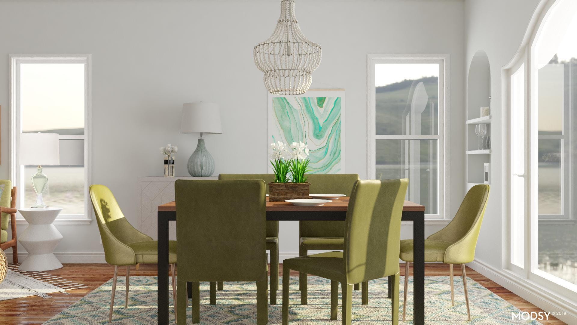 More Than A Dining Room