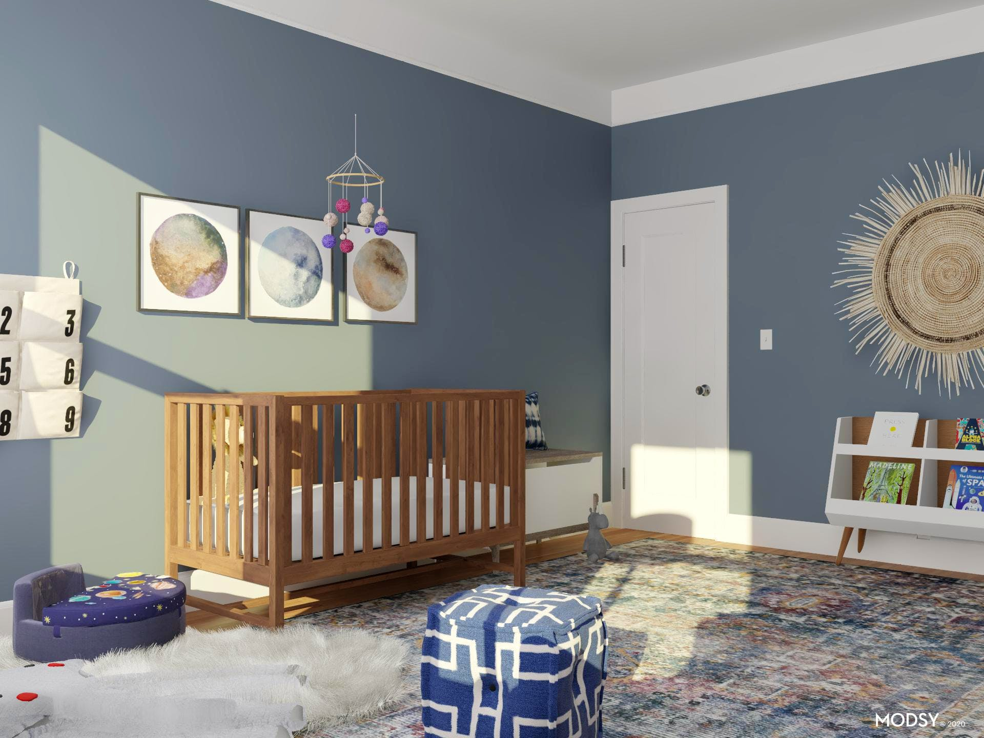Nursery Functional Storage