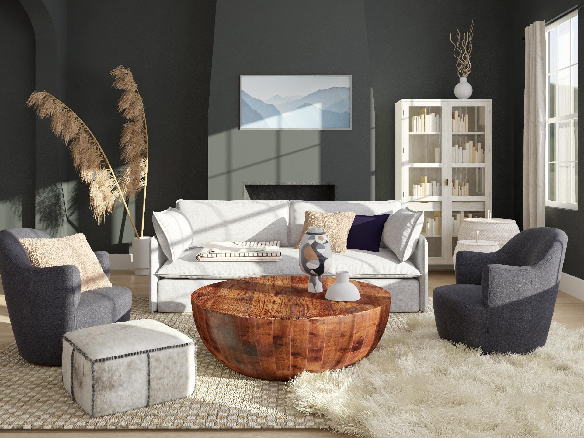 Gray Sofa Design Ideas And Styles From Modsy Designers