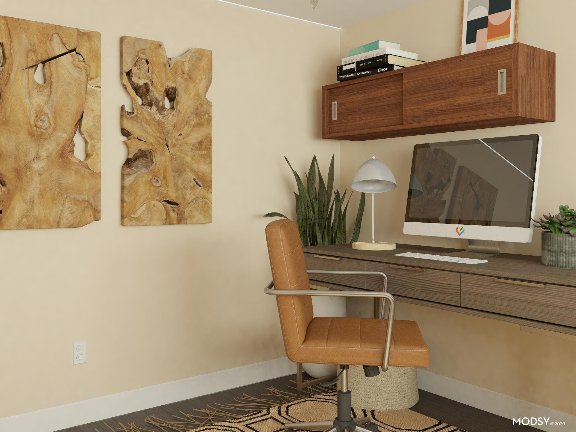 Add Texture: Industrial Office
