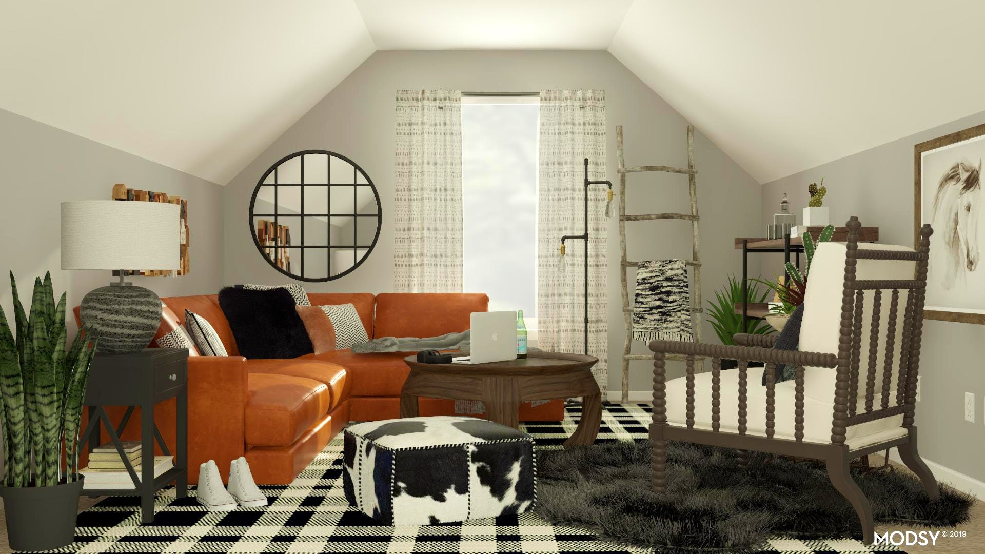 Small Kid-Friendly Living Room: Rustic Edition   Rustic ...
