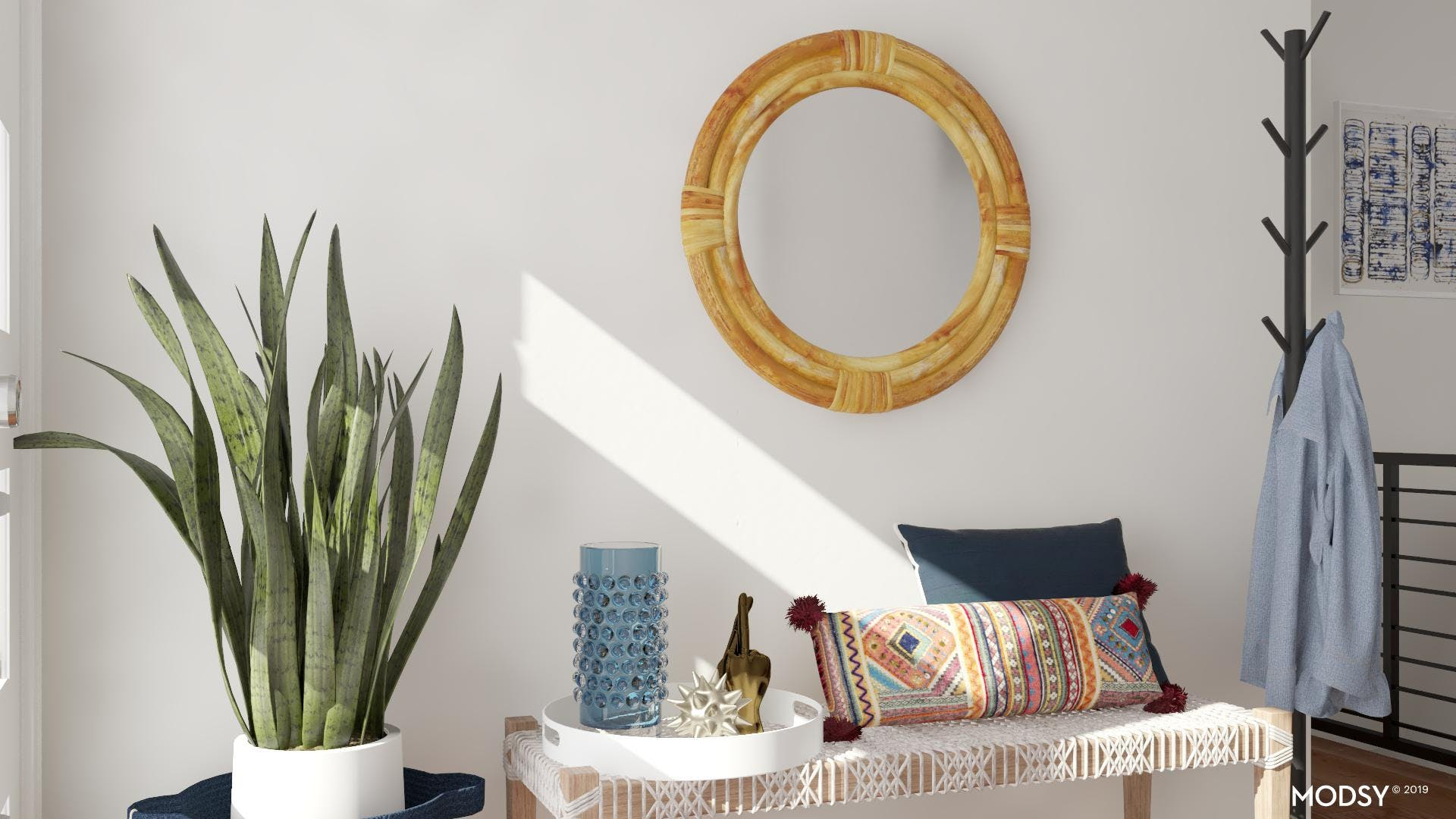 Eclectic Accessory Styling