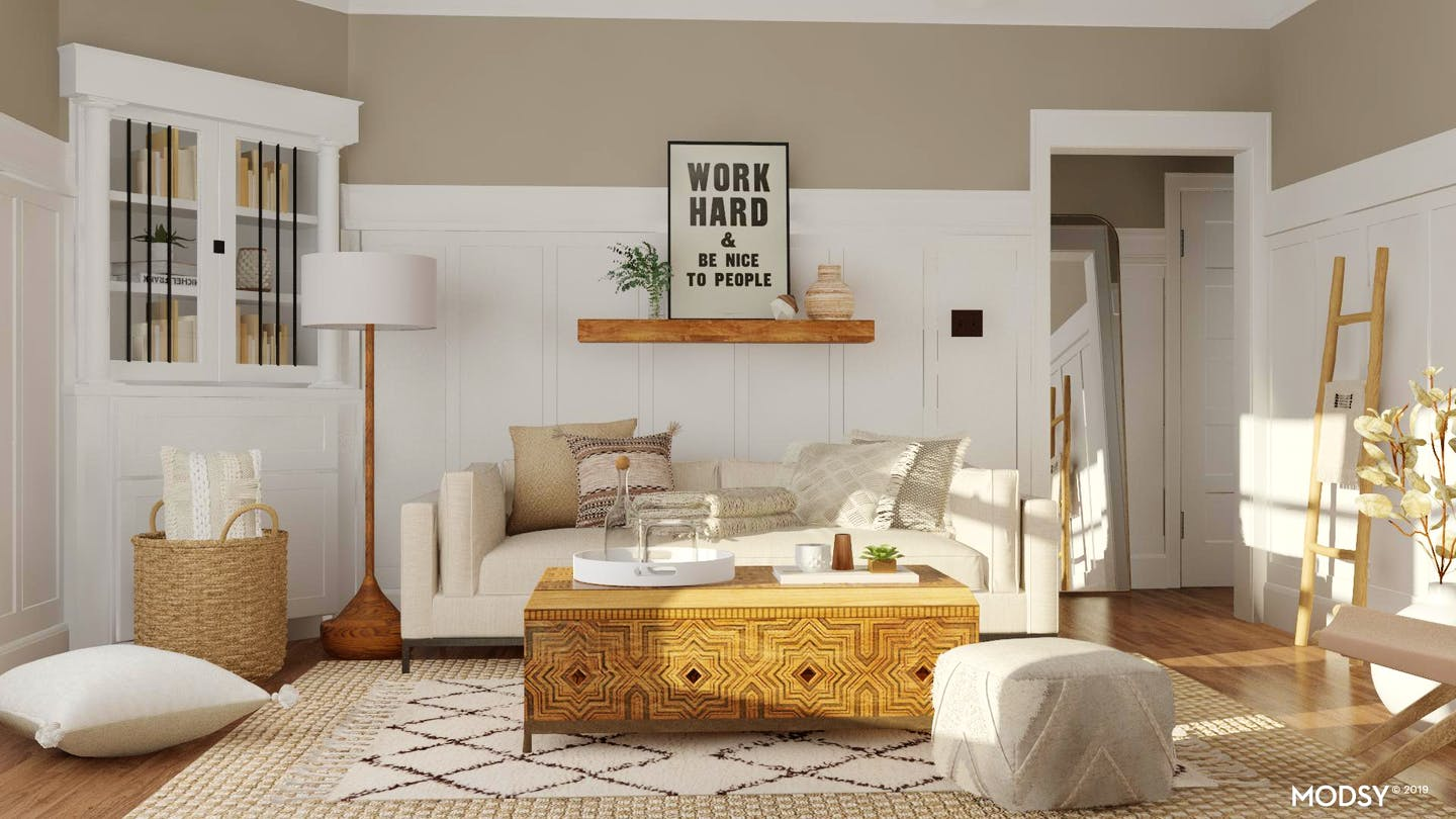 all white living room  eclecticstyle living room design
