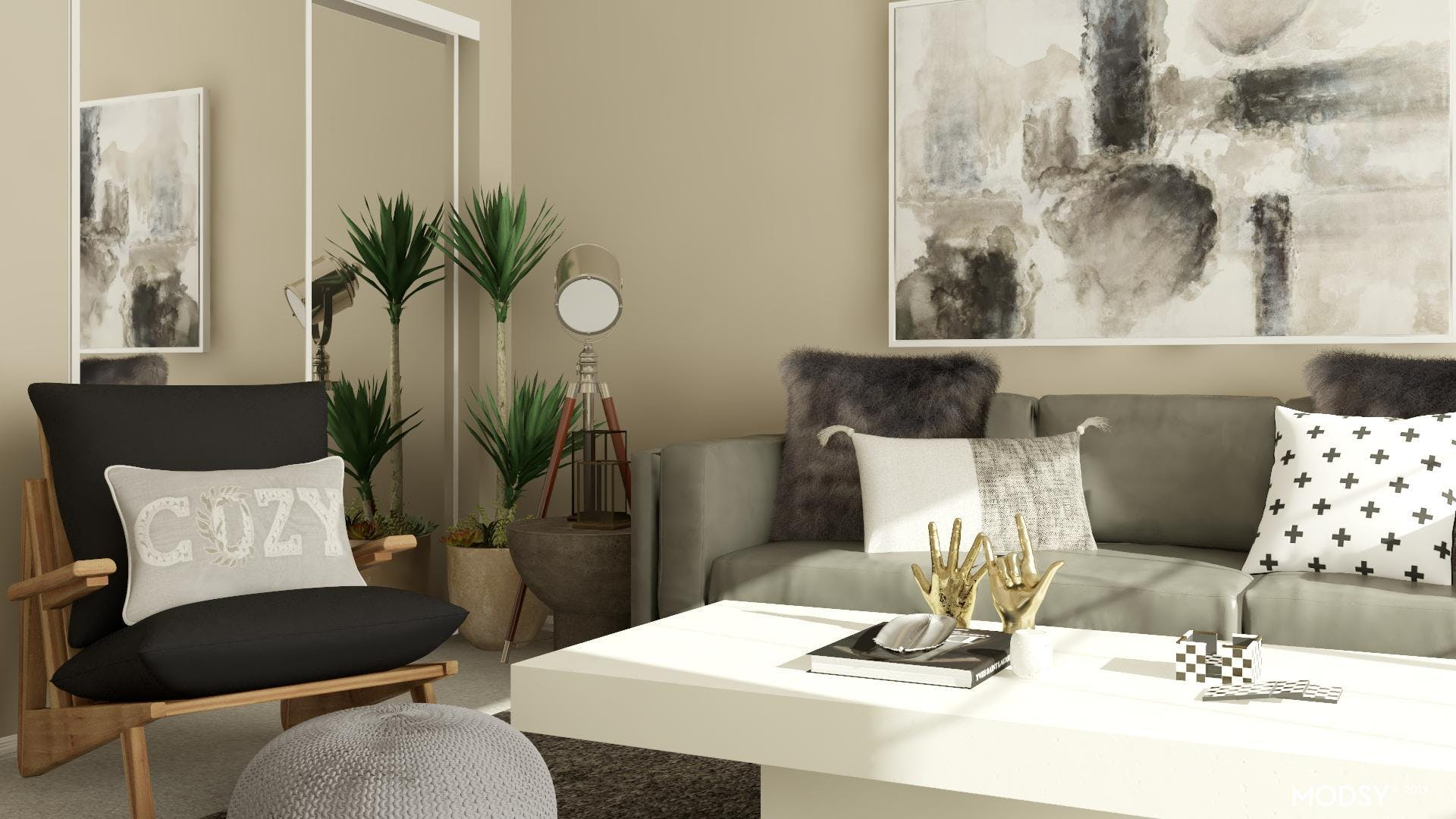 Accent Seating: Adding Charater