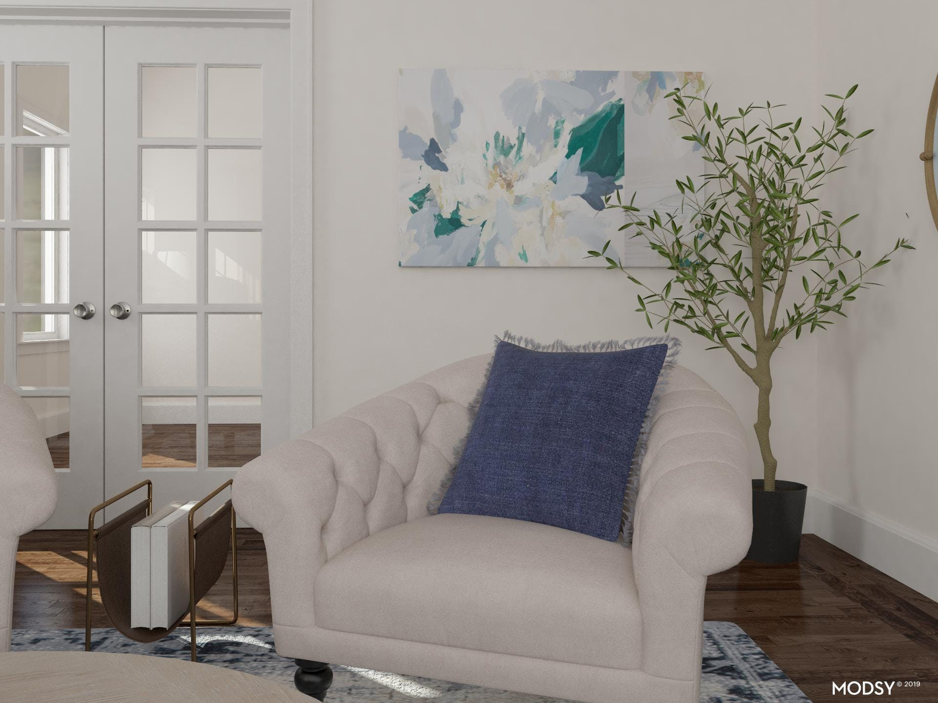 Traditional Accent Seating