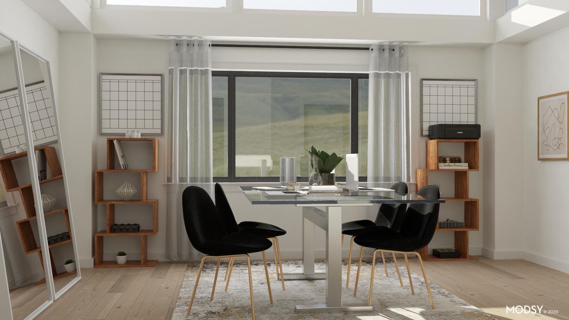 Modern and Contemporary Neutrals