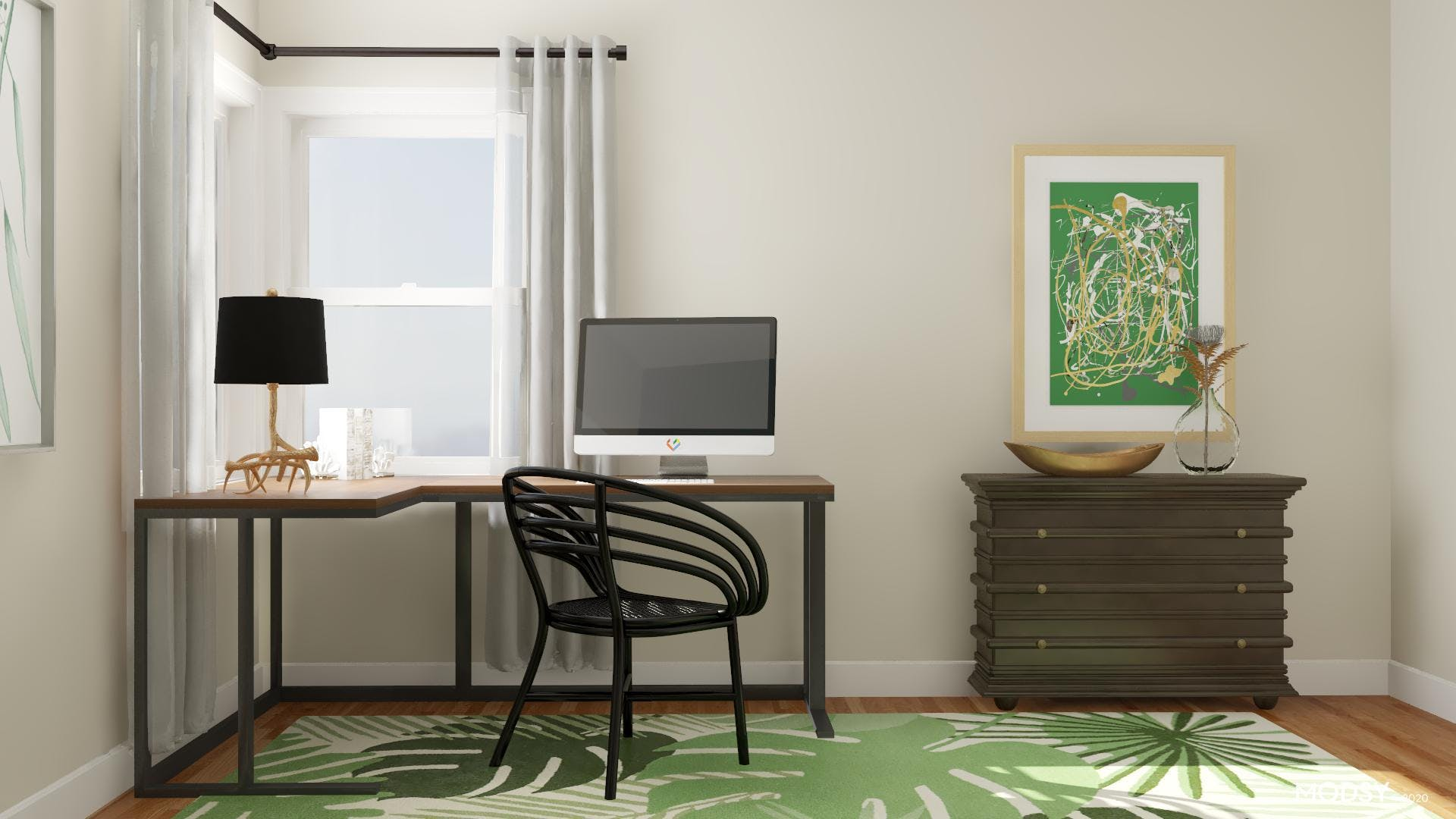 Work And Rest: Combo Home Office