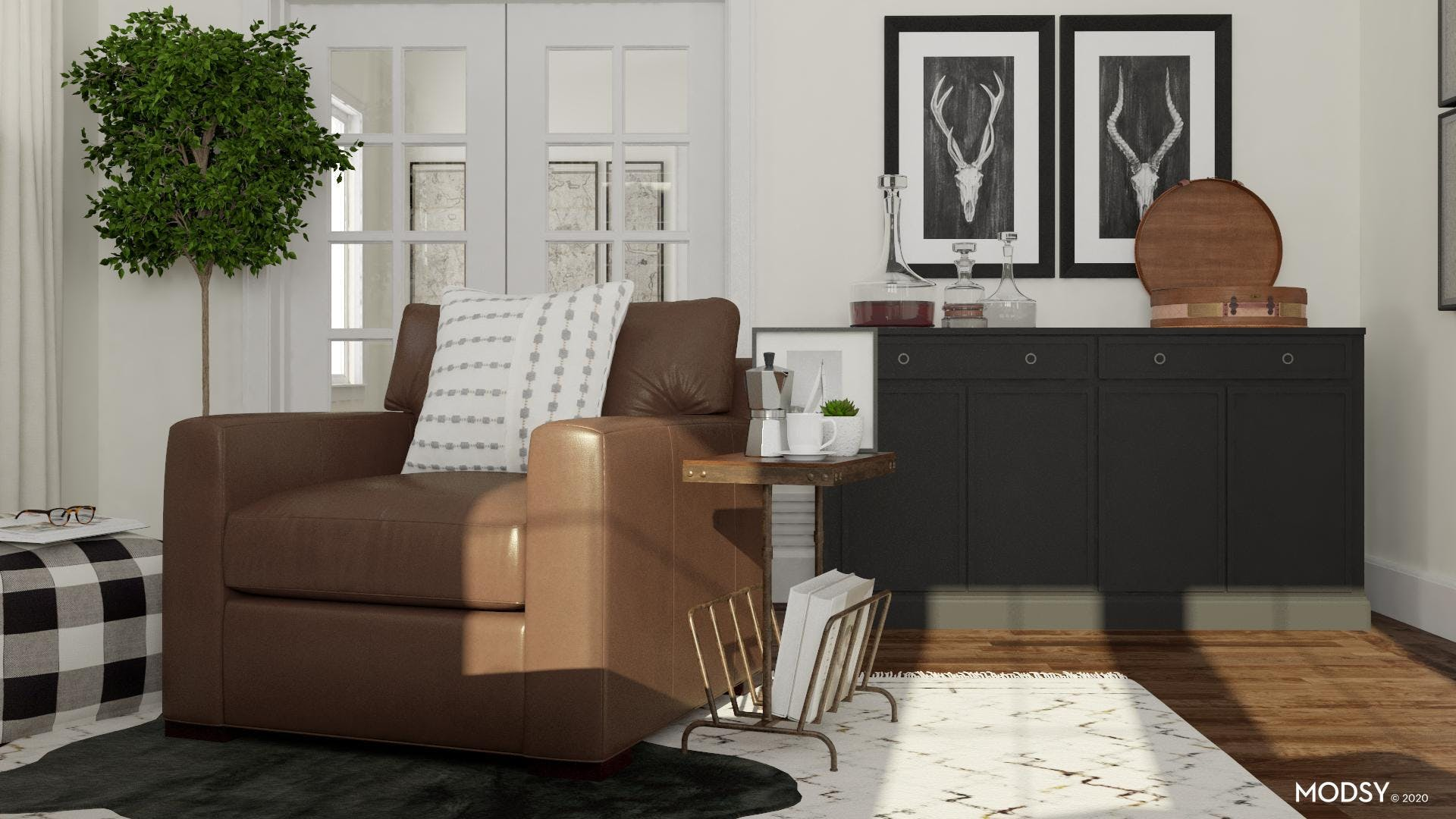 Comfortable Traditional Space
