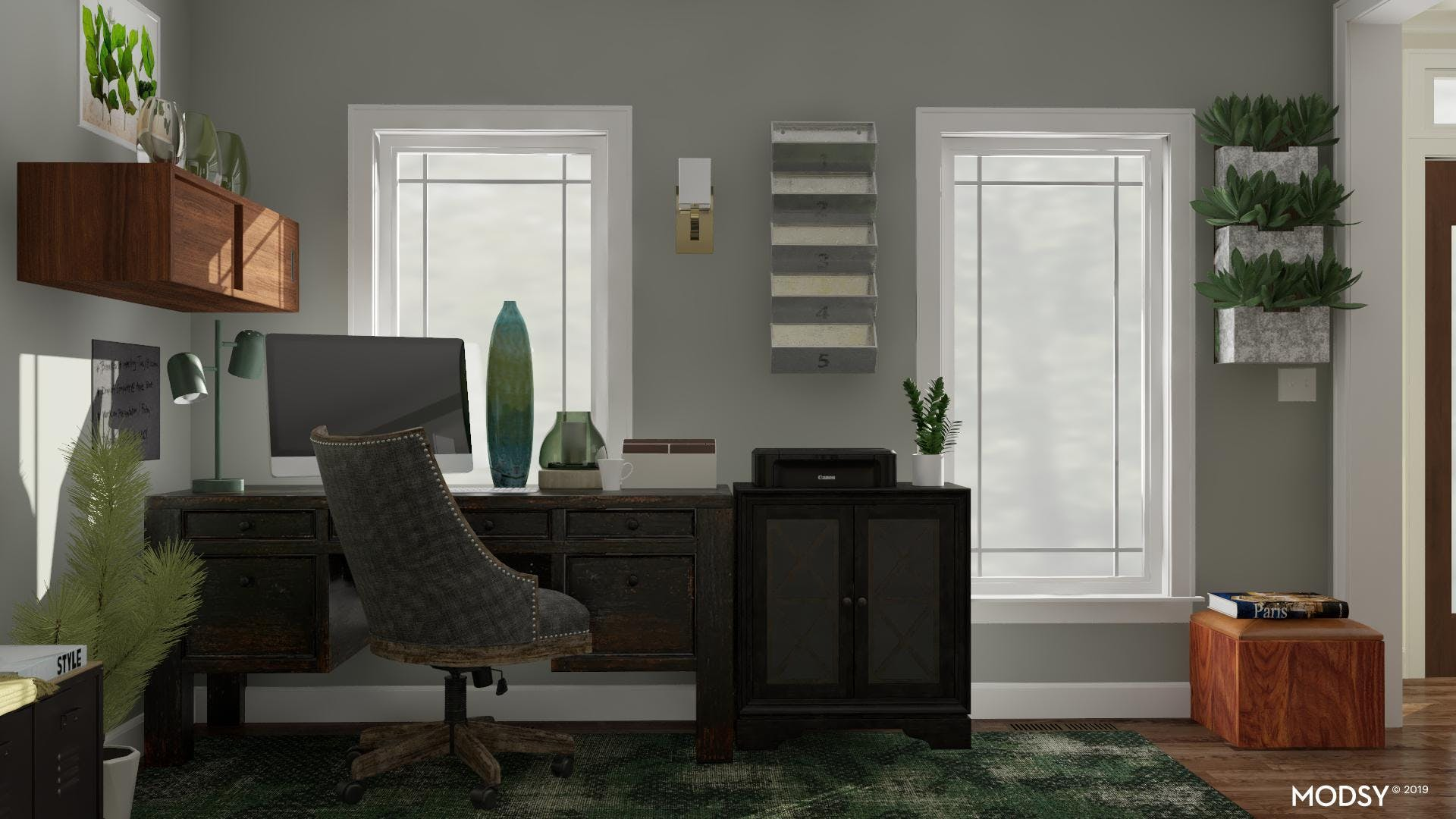 Weathered Transitional