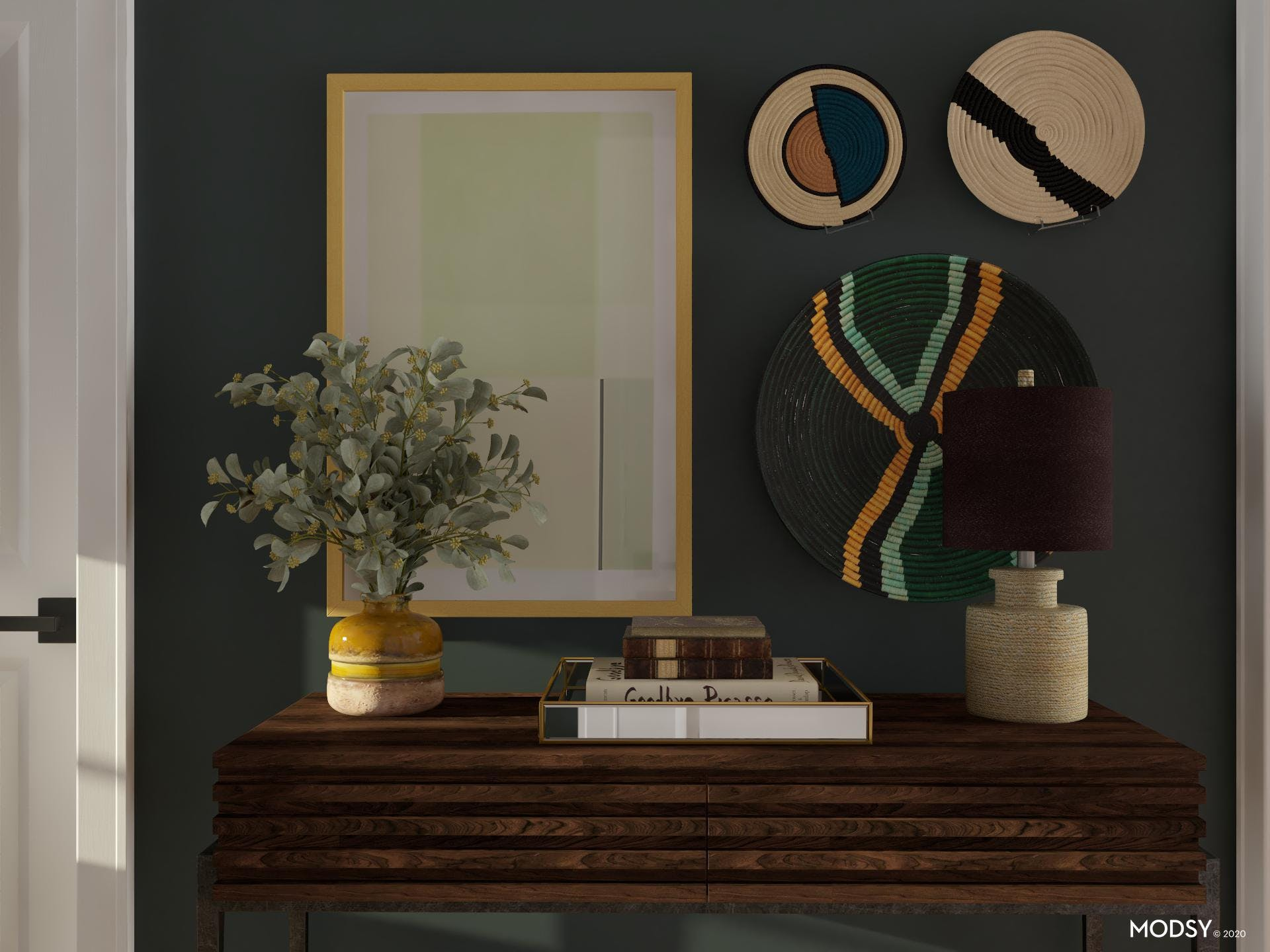 Green Room: Eclectic Entry