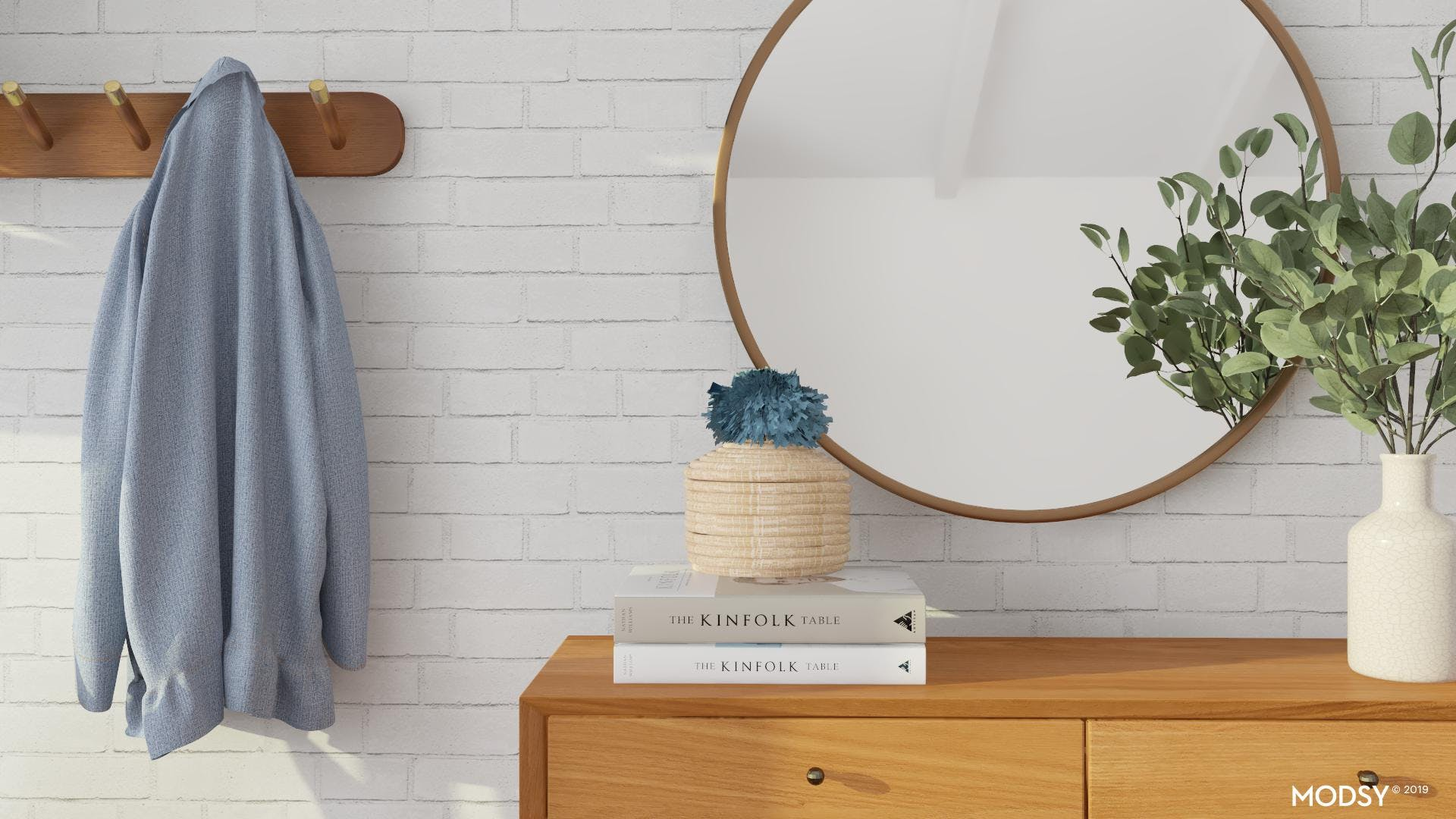 Creating a Clutter-Free Entryway