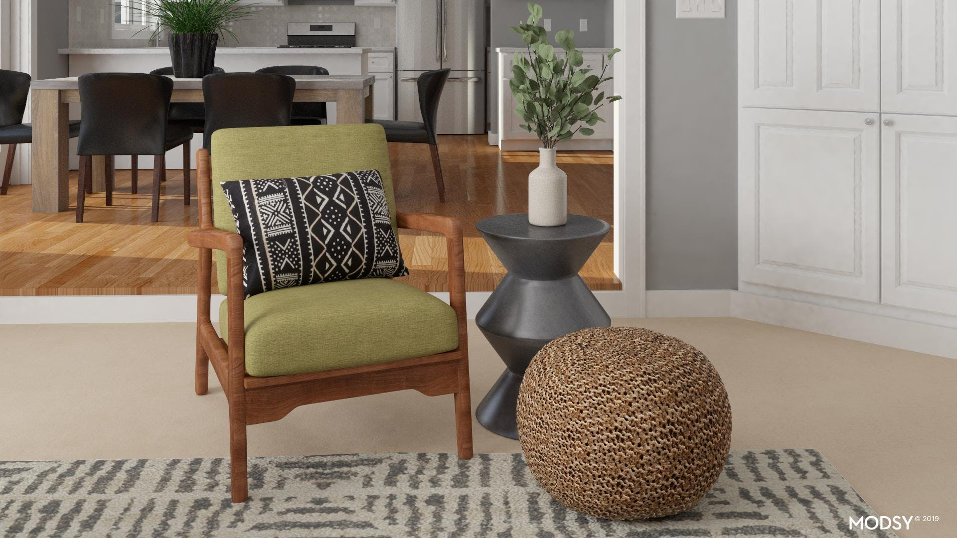 Poufs And Prints