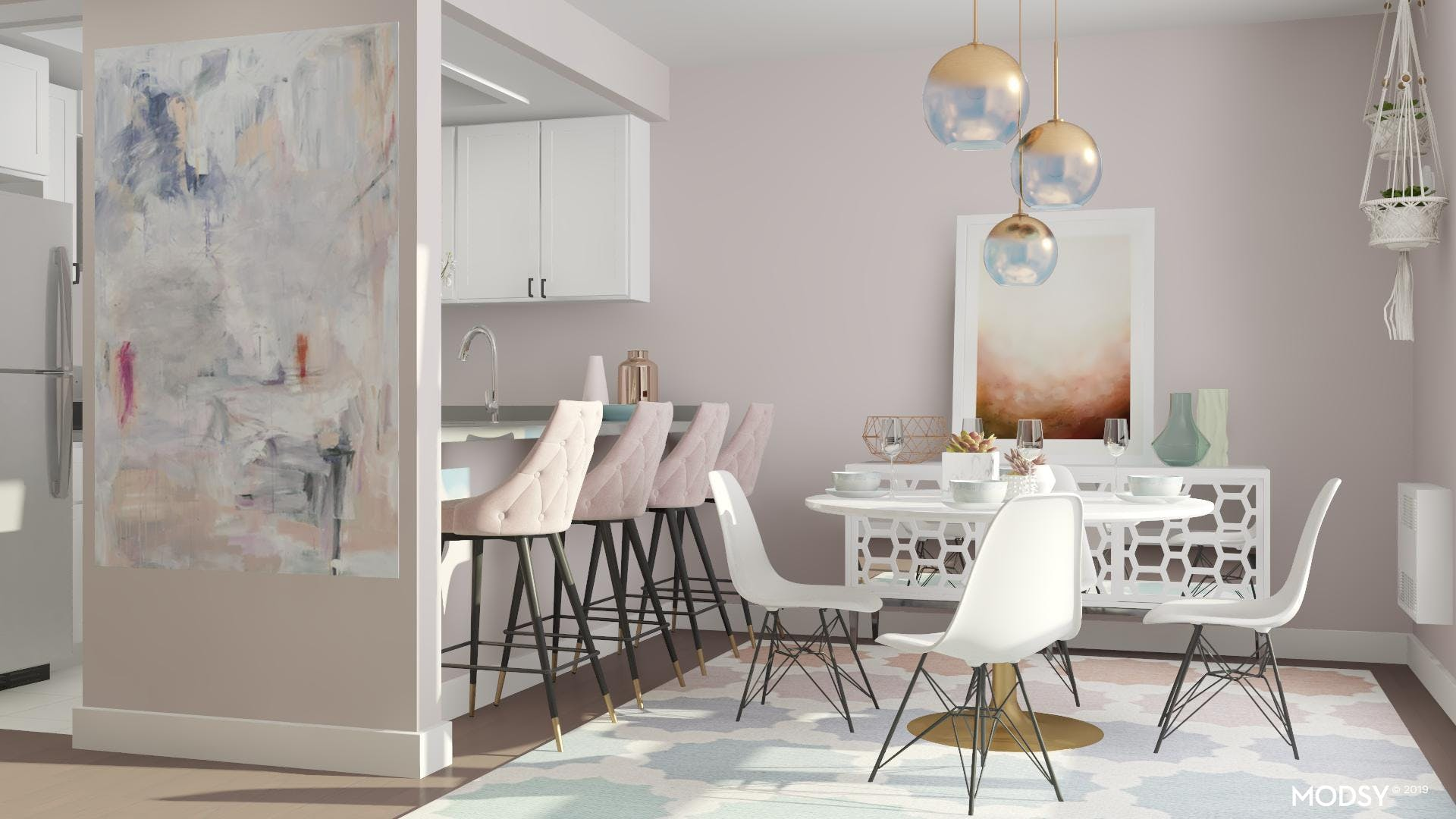 Dining Room Dreamscape