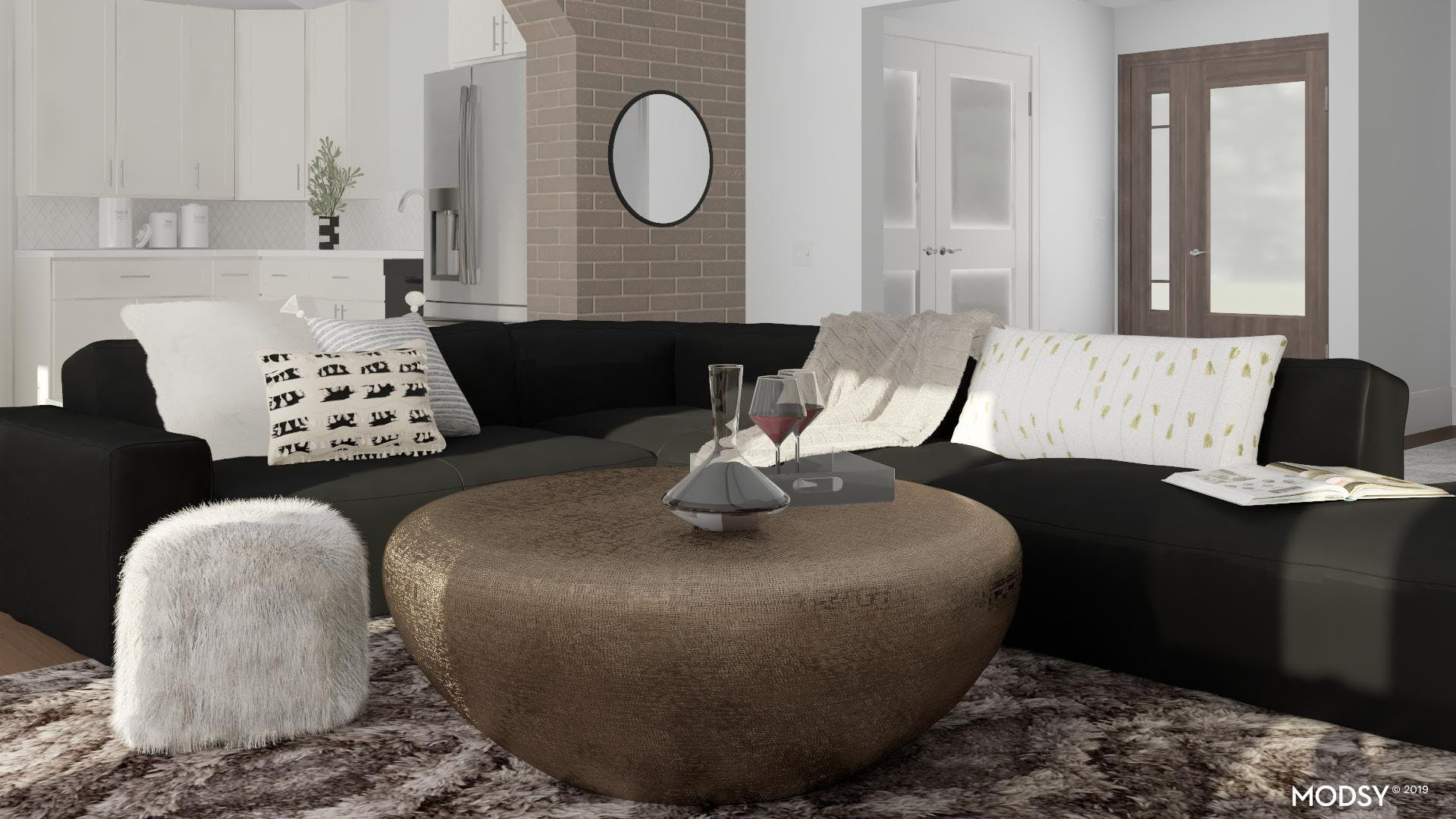 A Statement Coffee Table