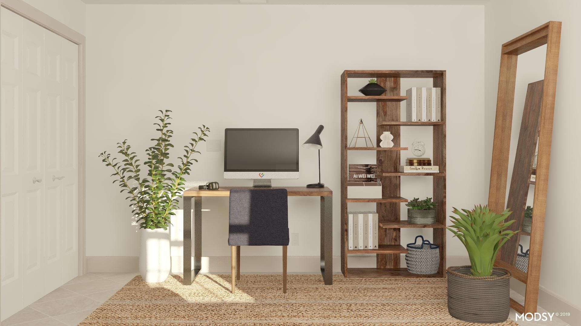 Liven Up Your Home Office