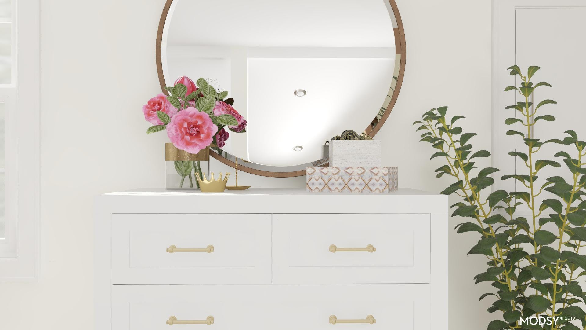 Simply Functional Dresser