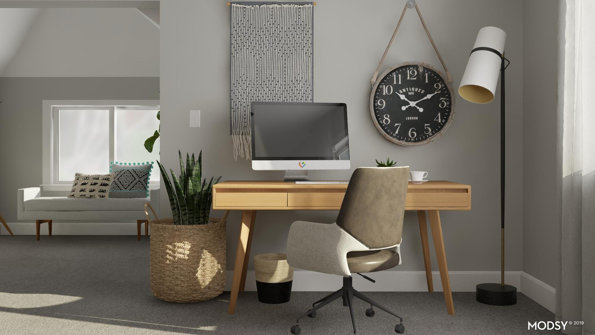 Master Your Home Office