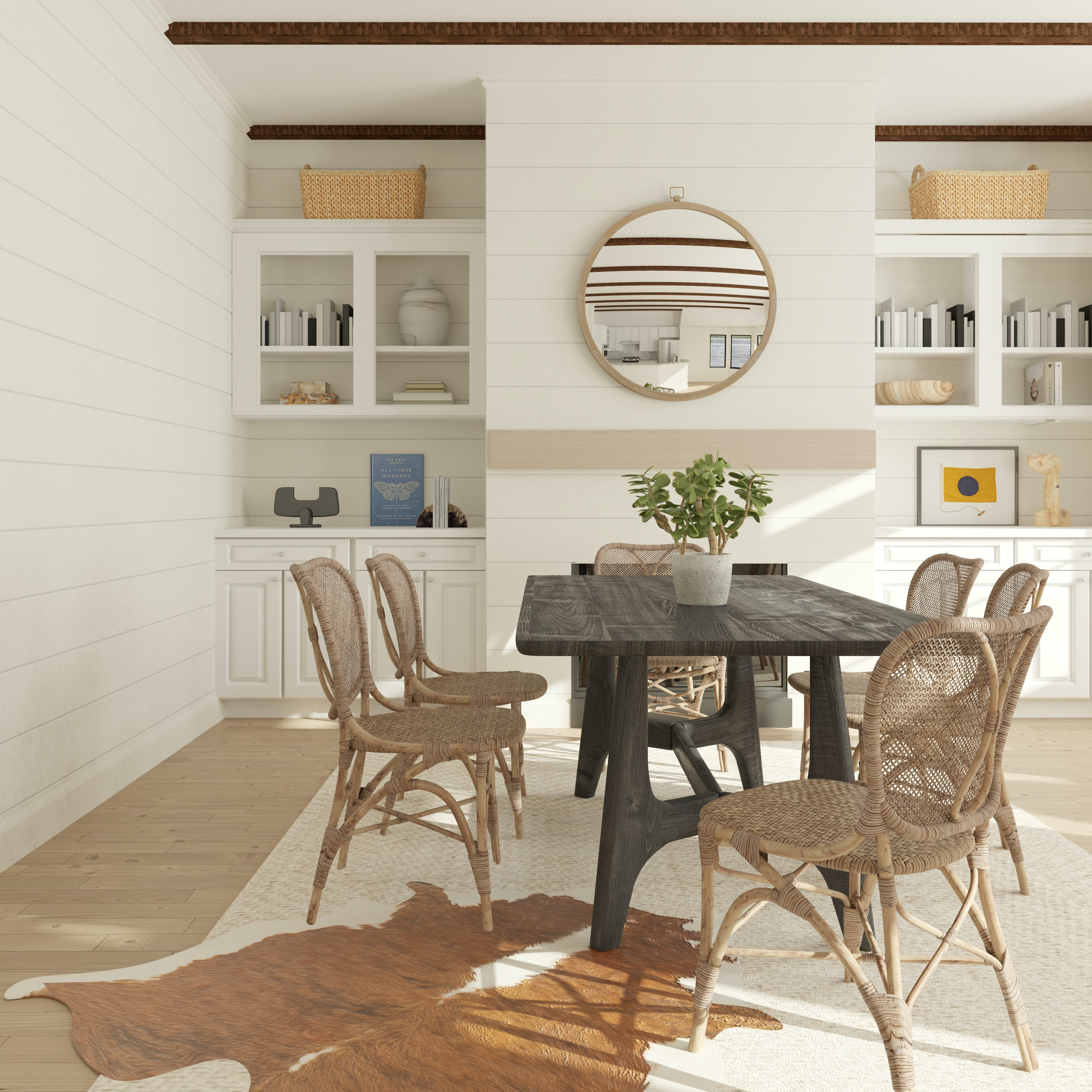 Rustic Eclectic Dining