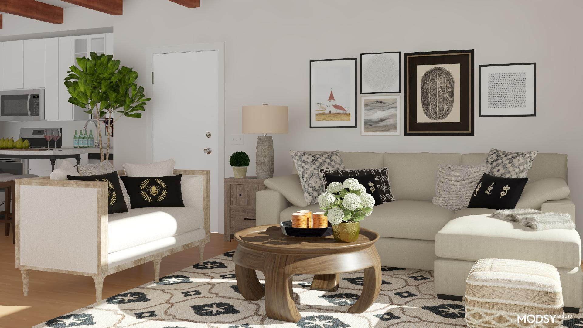 Rustic, Yes; Urban, Absolutely!