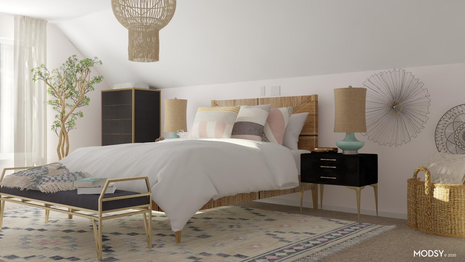 Soothing Eclectic Sanctuary