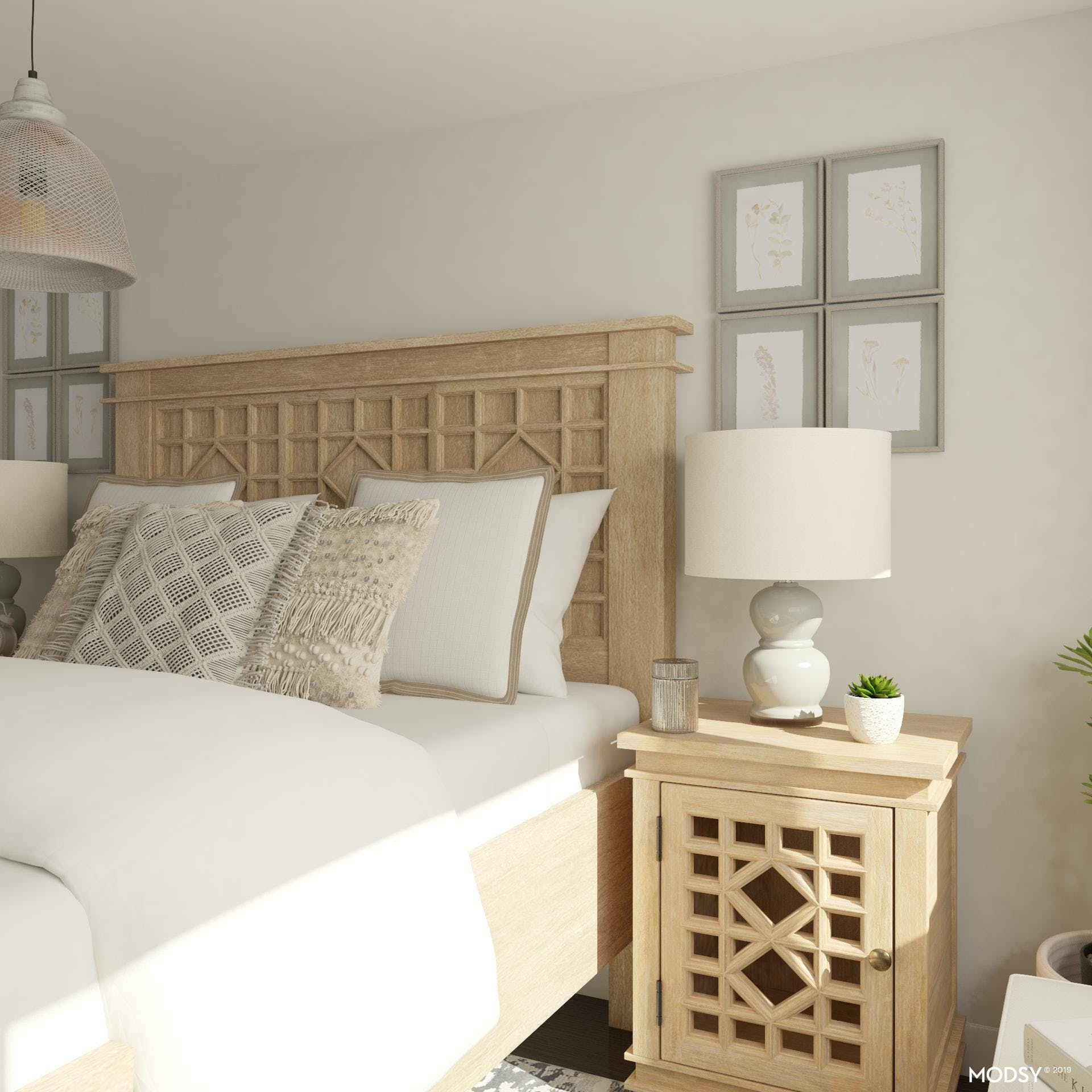 Grey To Wood: Neutral Combination