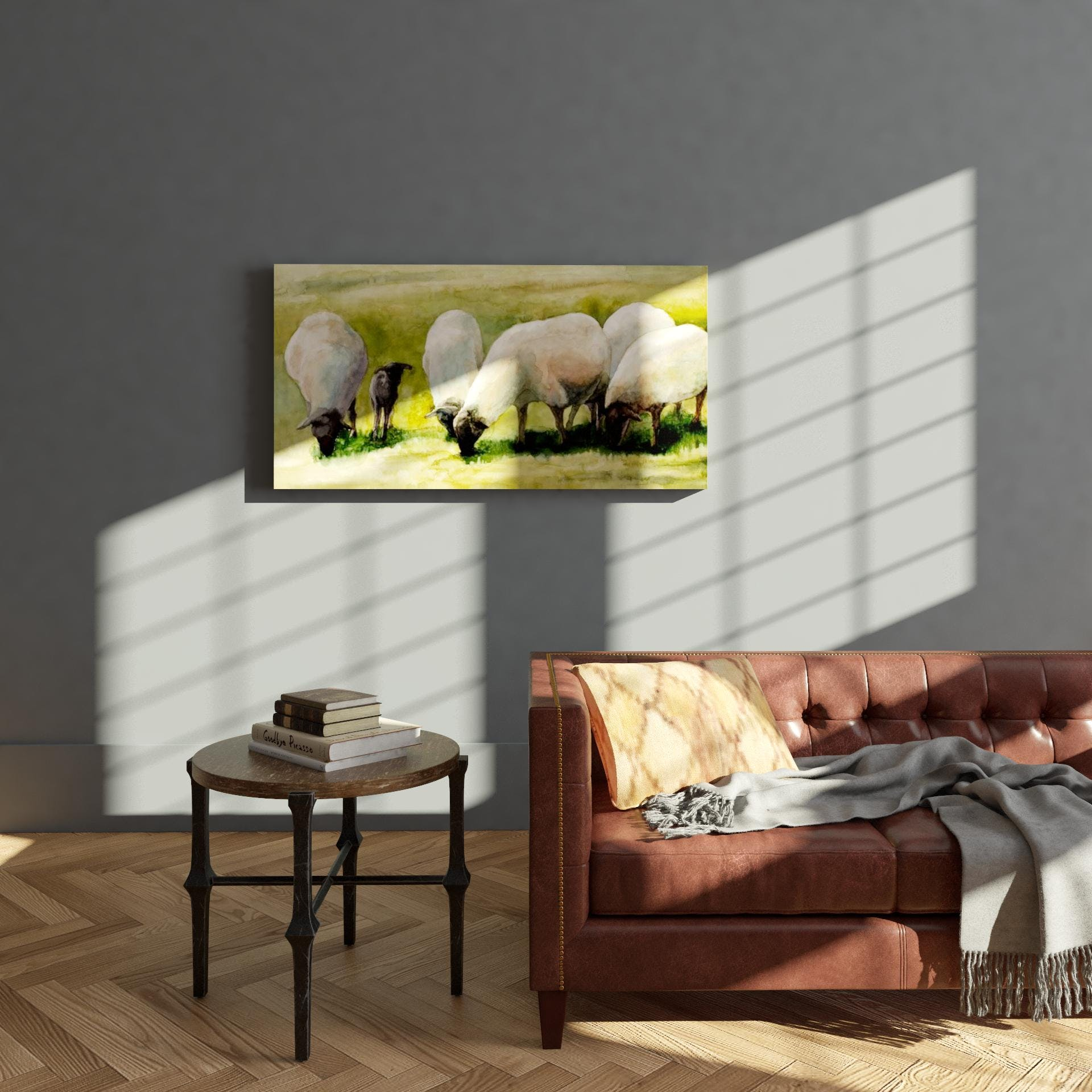 For The Rustic-Lover's Gallery Wall