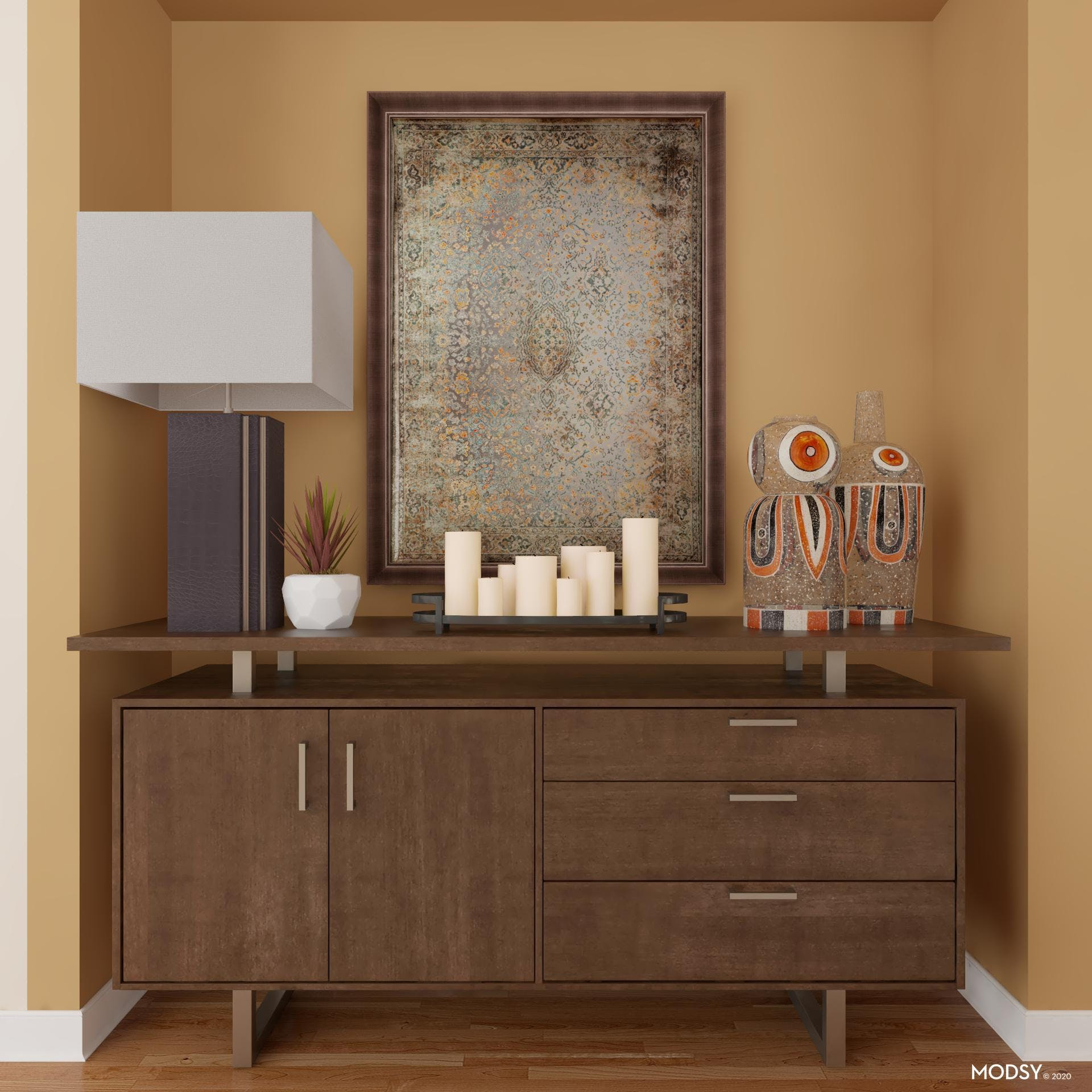 Dining Room Focal Points