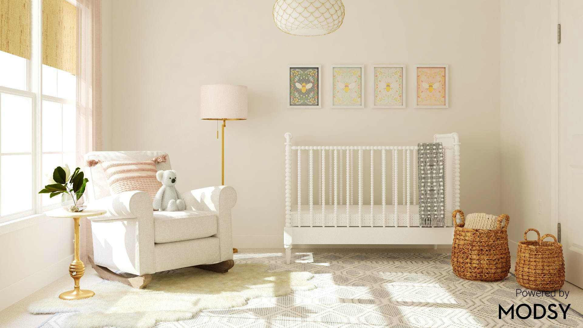 Rustic and Nursery in Pastels