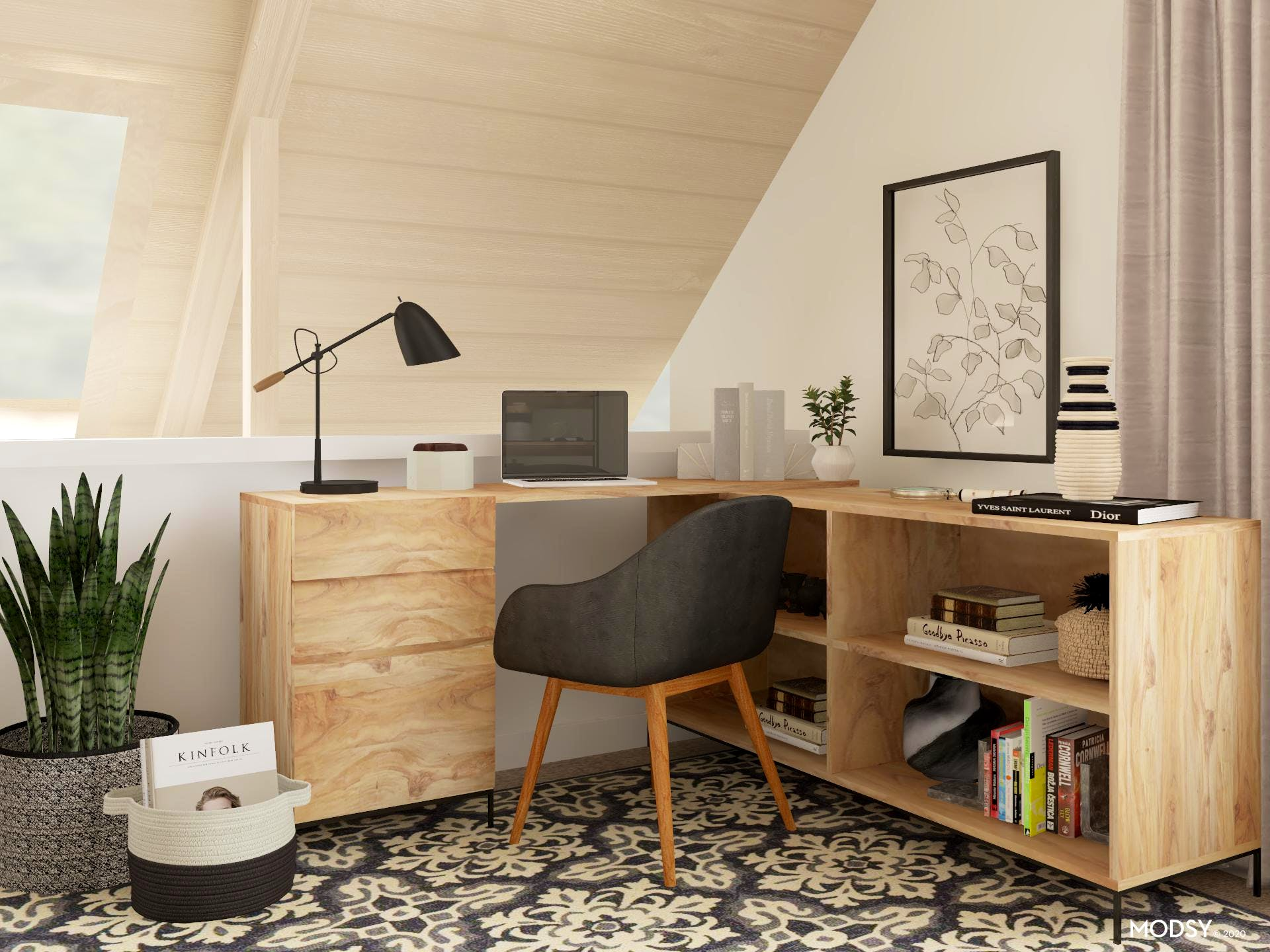 A Transitional Office