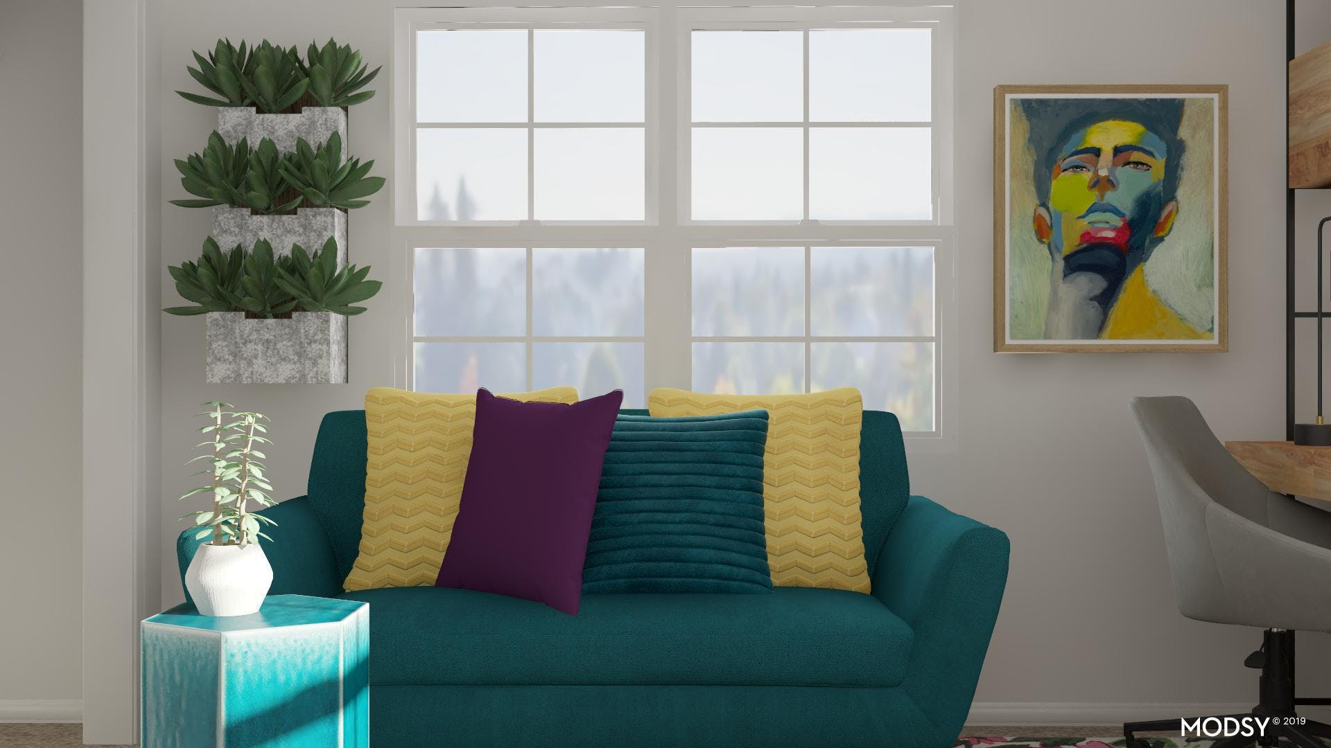 Jewel Tones Offer A Great Color palette