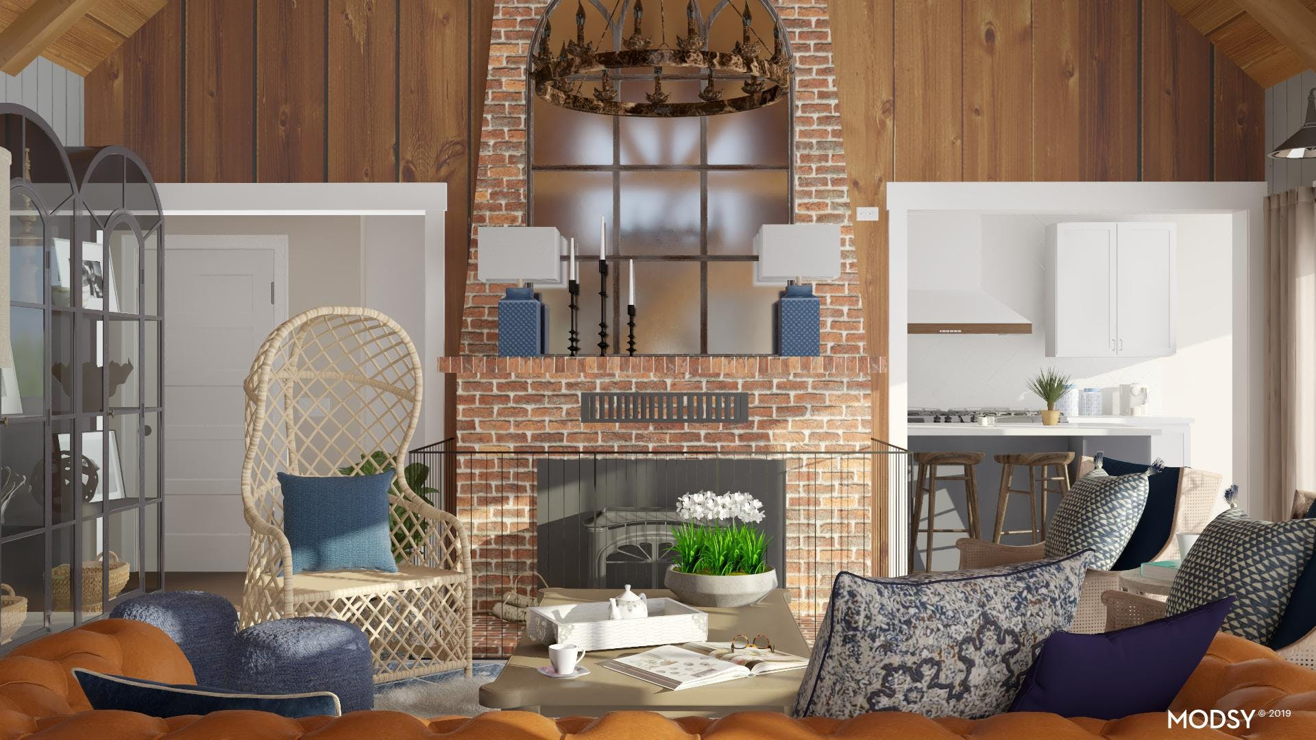 Rustic Accents For The Home