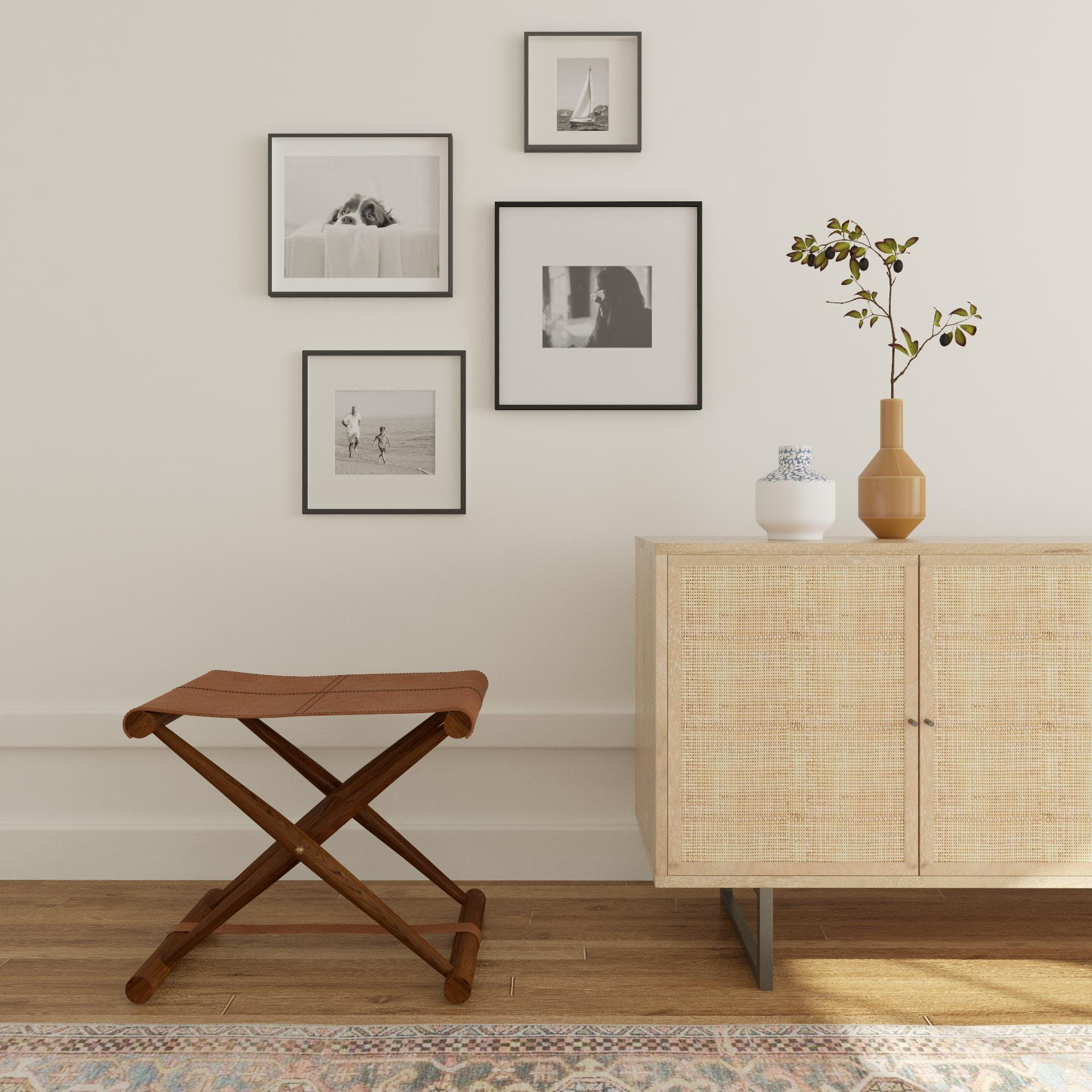 Setting the Tone with Wall Art