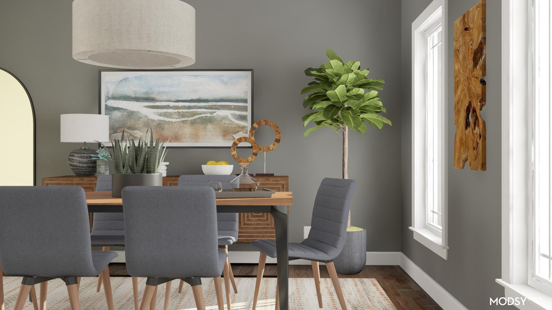 Moody Dining Room Layout Tips