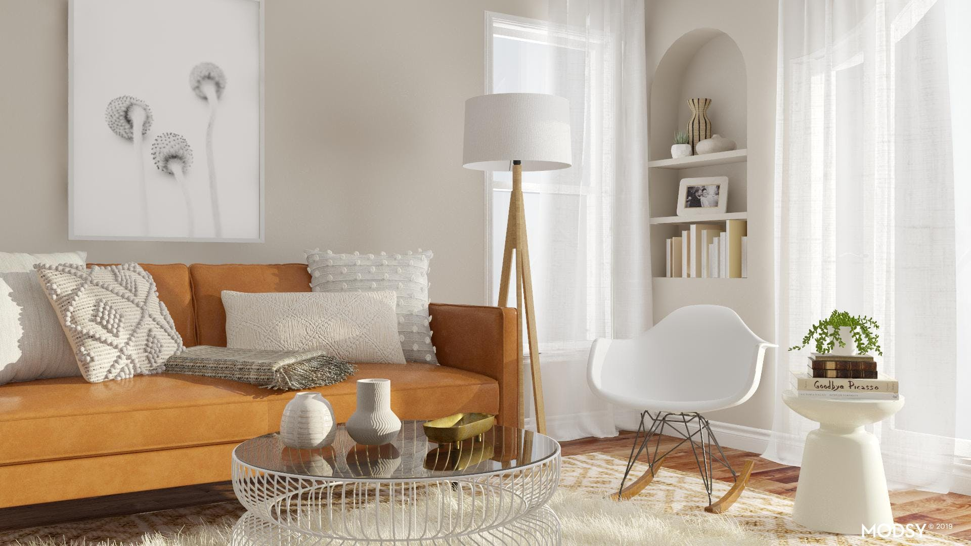 Style Solution: Living Room Rocking Chair