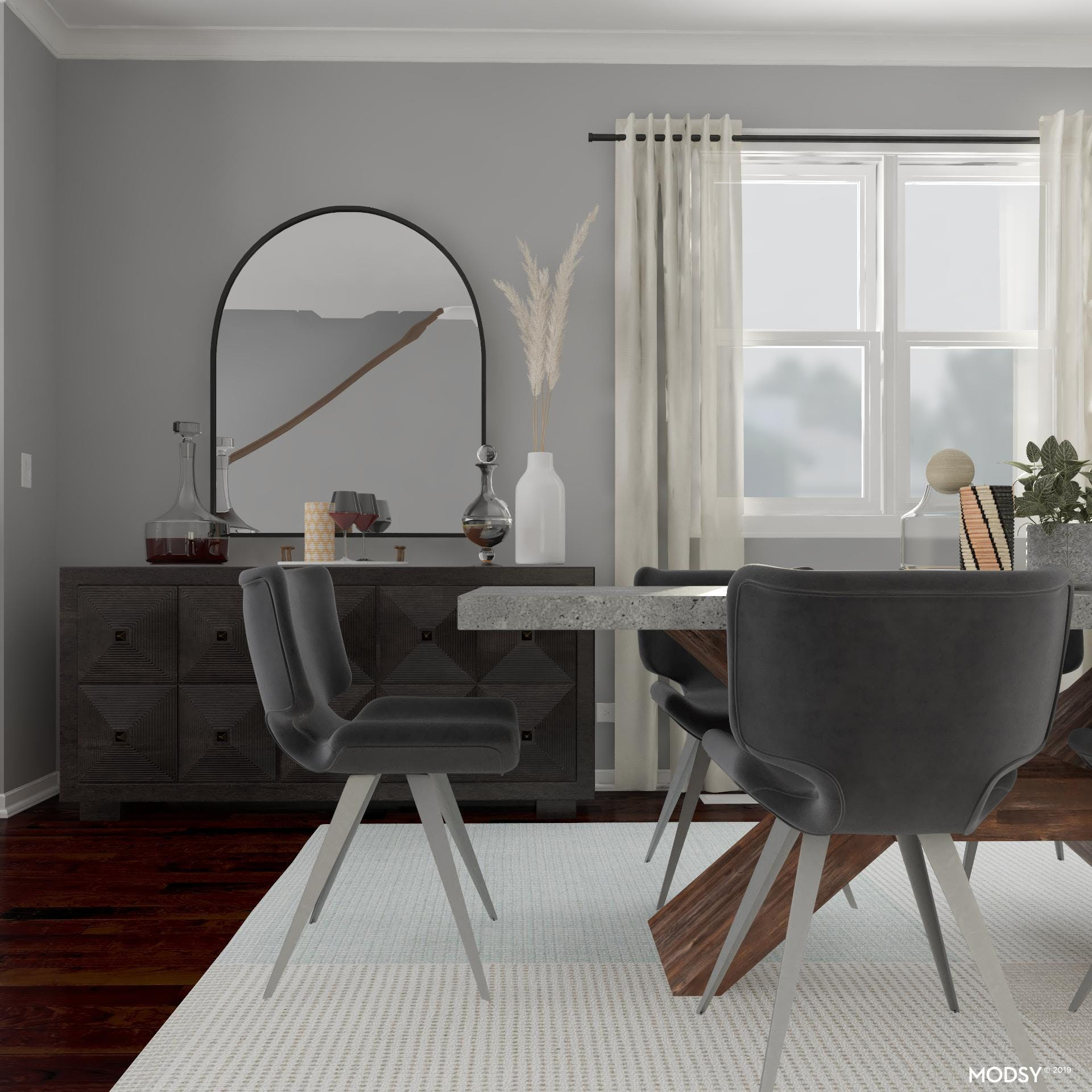 Styling Your Dining Room Buffet