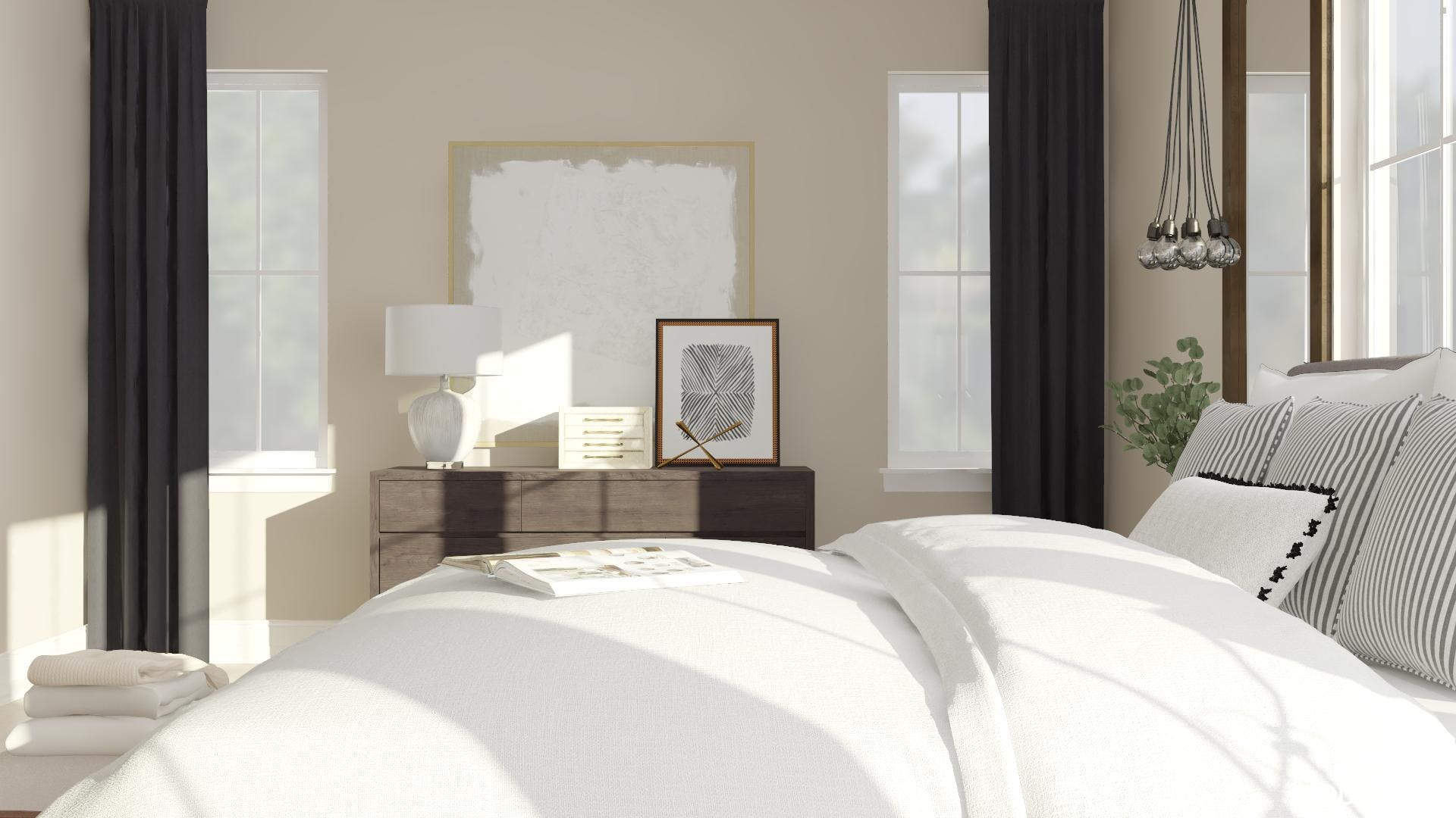 Bedrooms With Layers