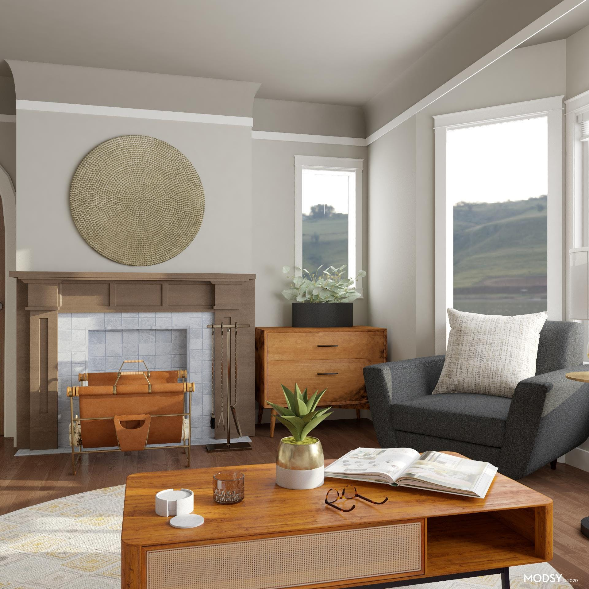 Fireside Chats: Mid-Century Living