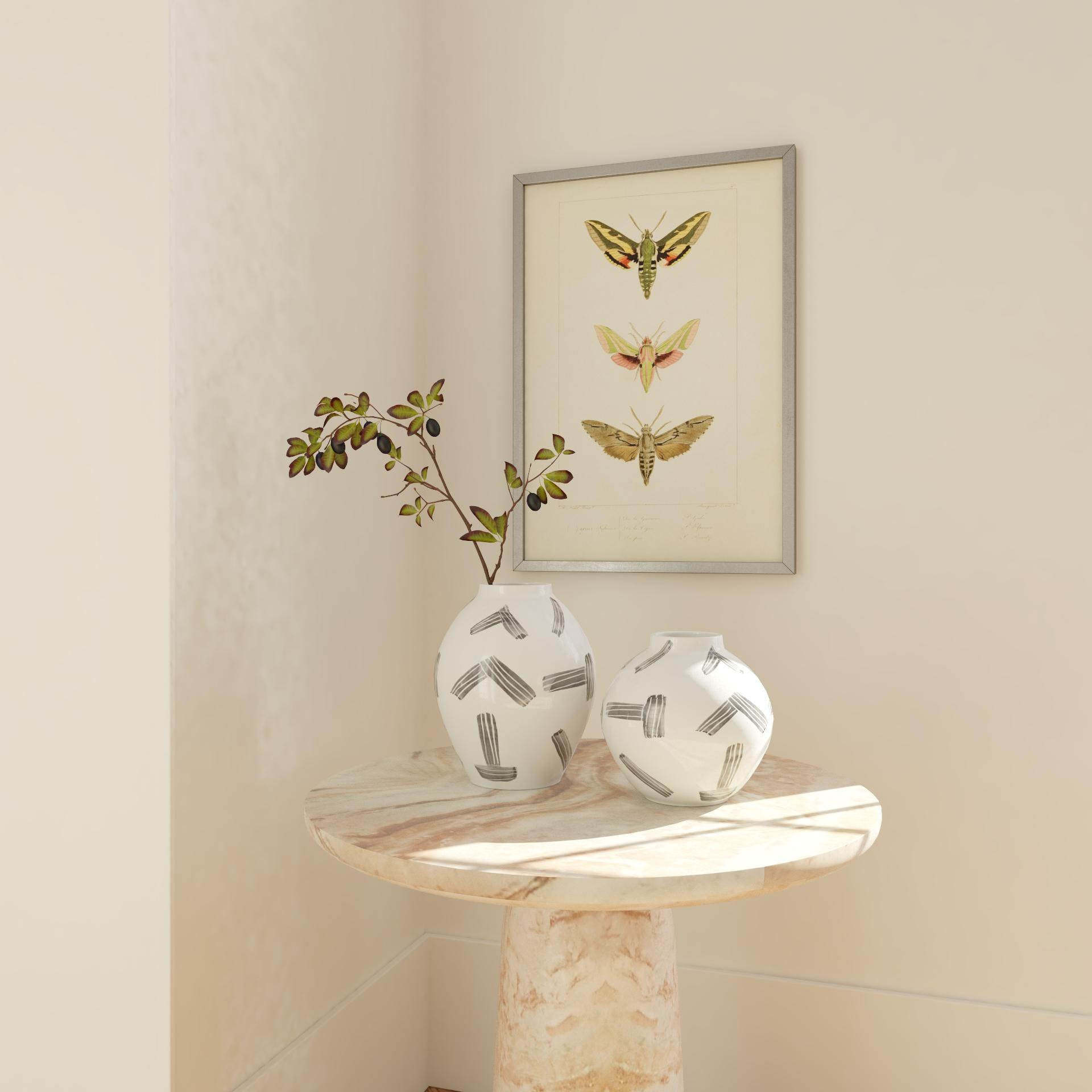 A Sweet Accent Table Moment