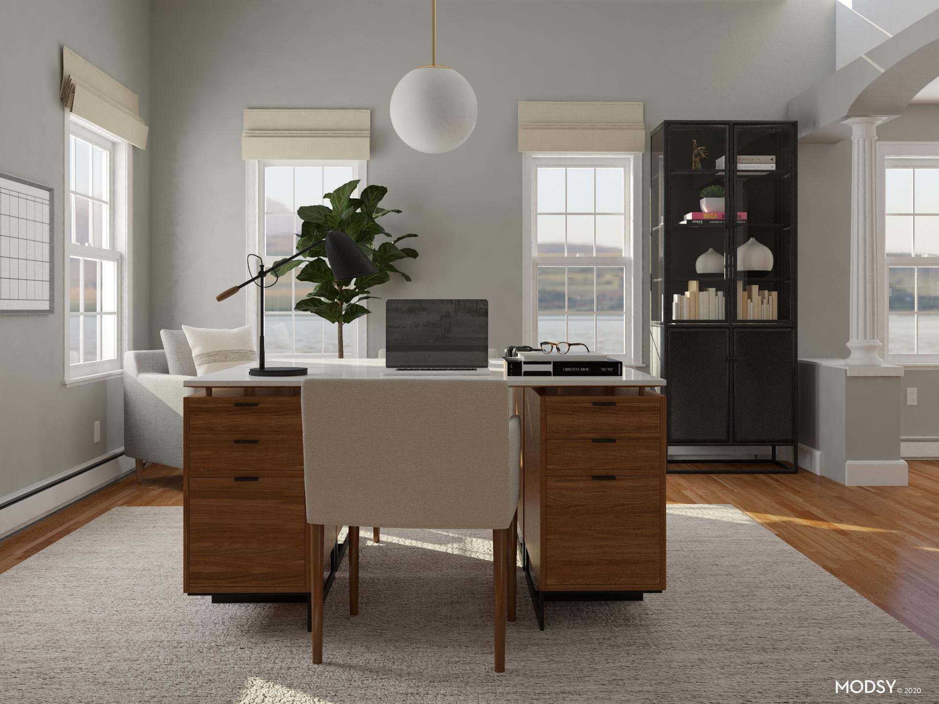 Abstractions: Contemporary Office