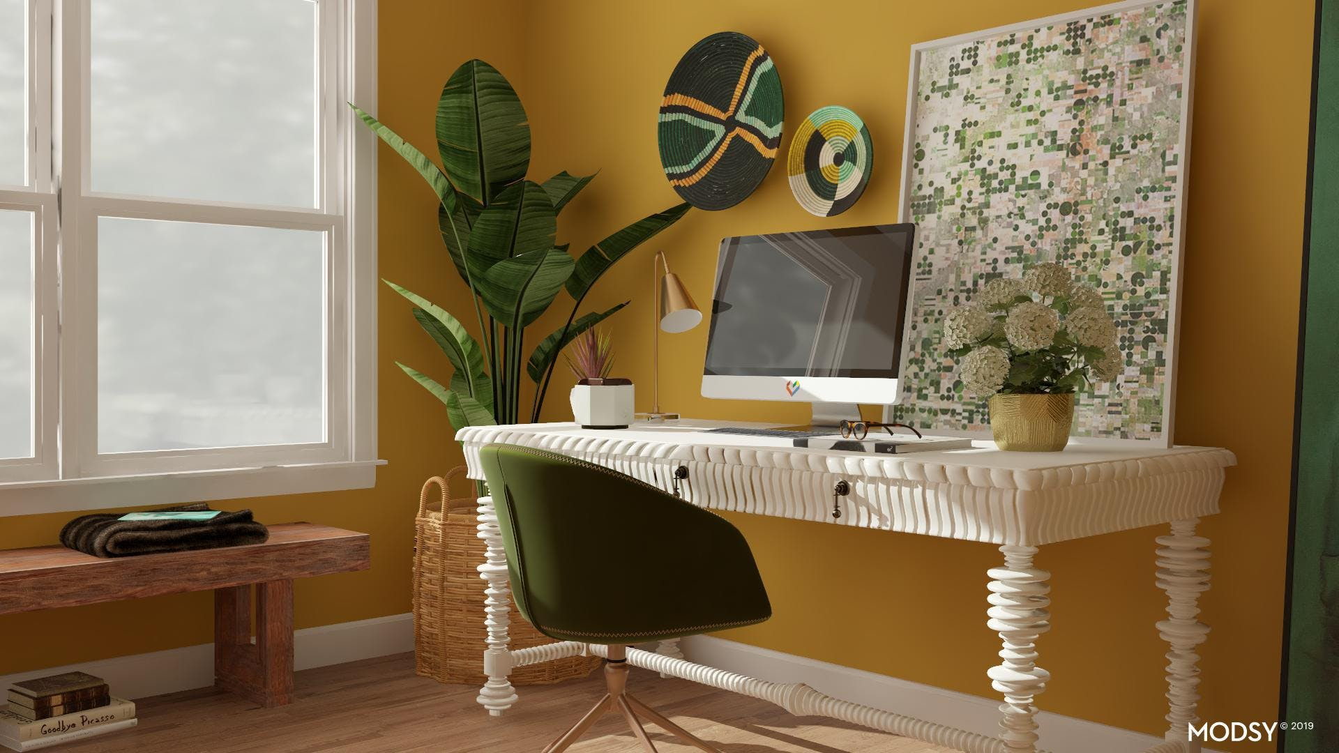 Emerald Home Office