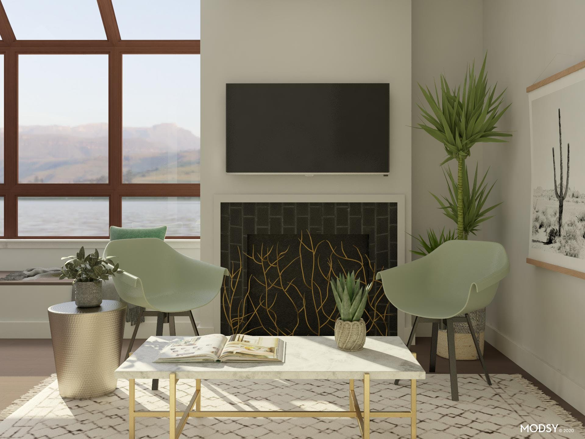Fill The Space: Contemporary