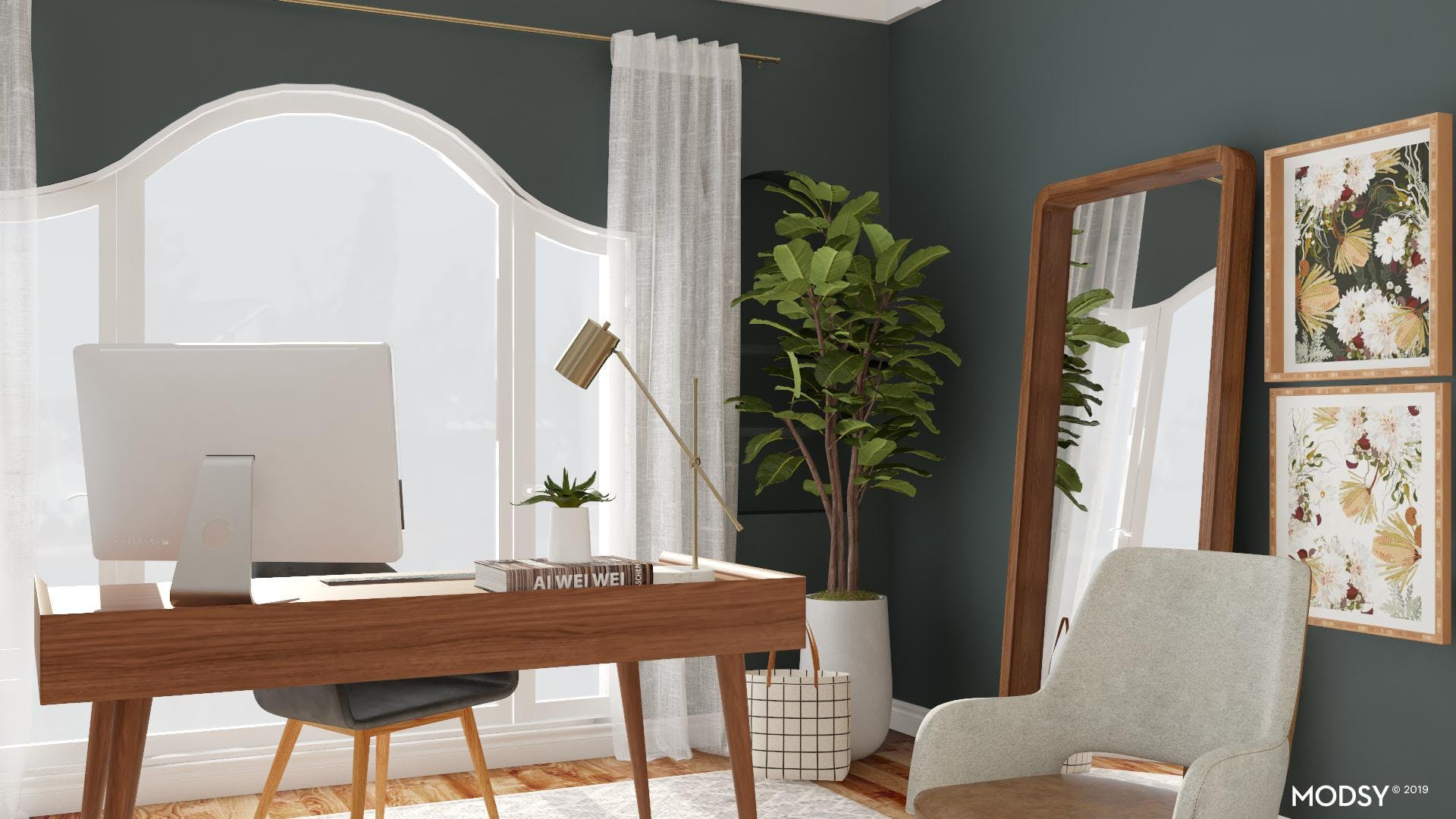 Open And Airy Office Spaces