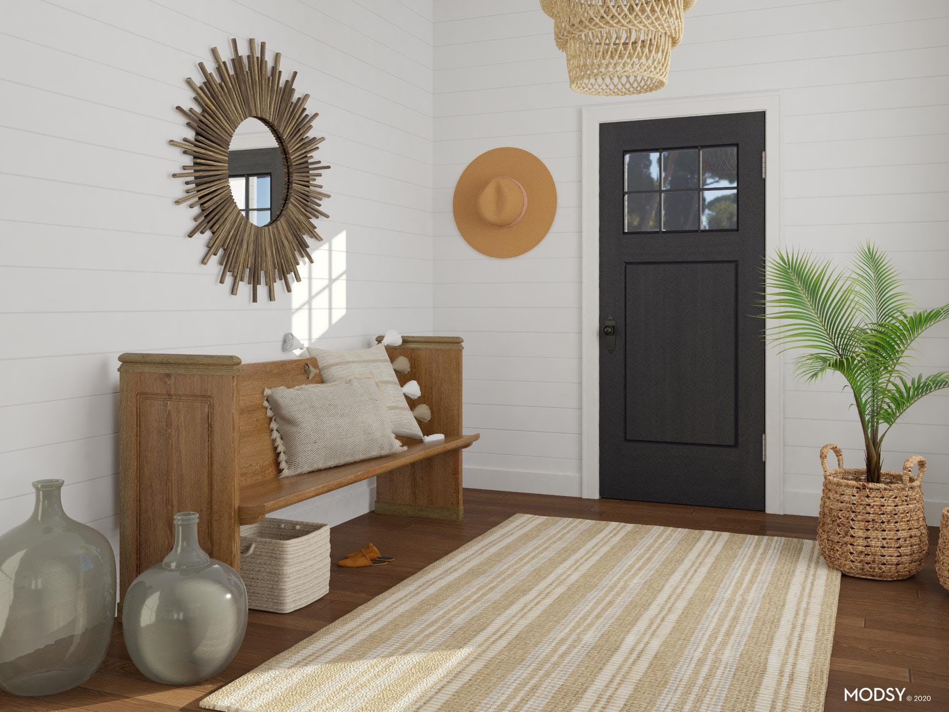 Let the Sunshine in Entryway